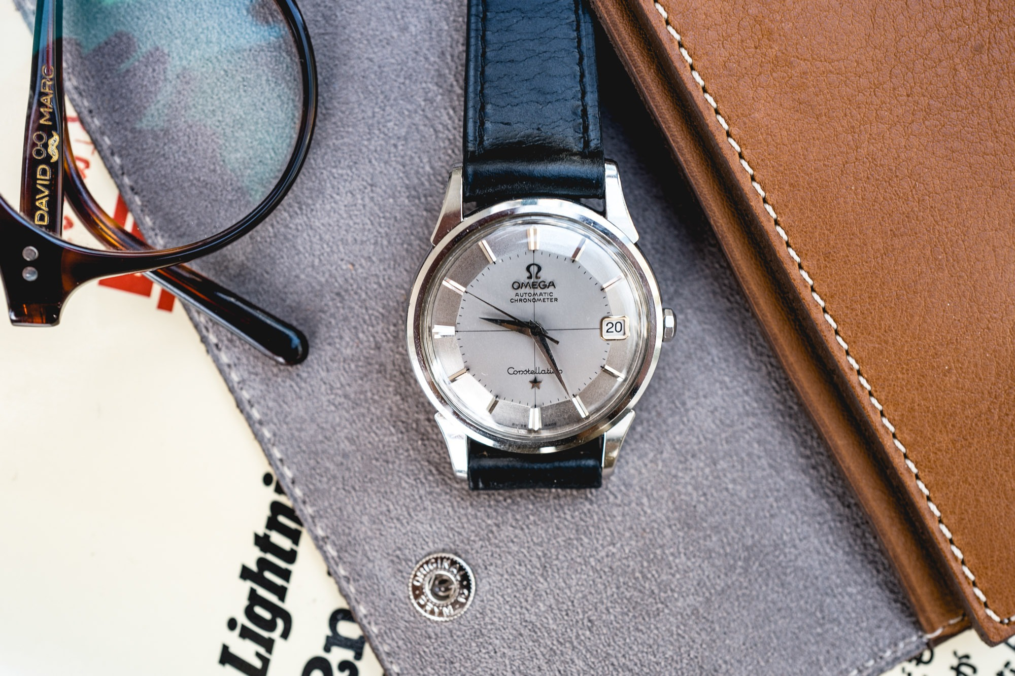 Vestiaire Collective - Omega Constellation Pie Pan