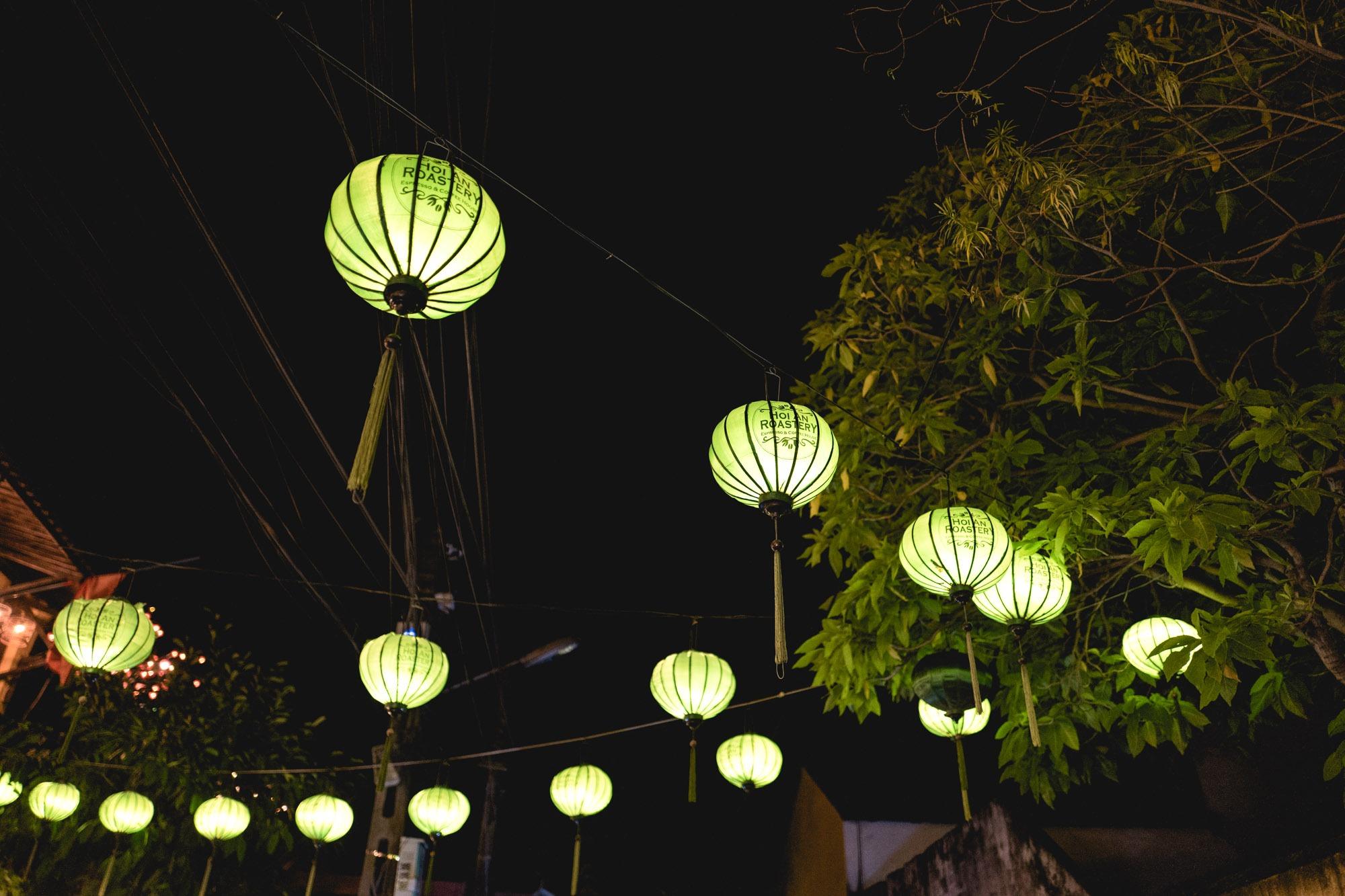 Viet Nam - Hoi An by night