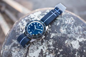 MN Straps - Bracelets Marine Nationale - Oris Diver Sixty-Five