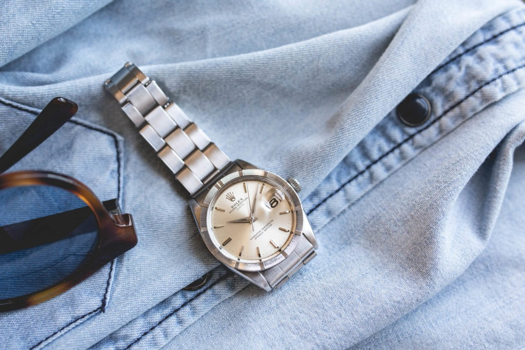 Rolex Oyster Perpetual Date 1960s