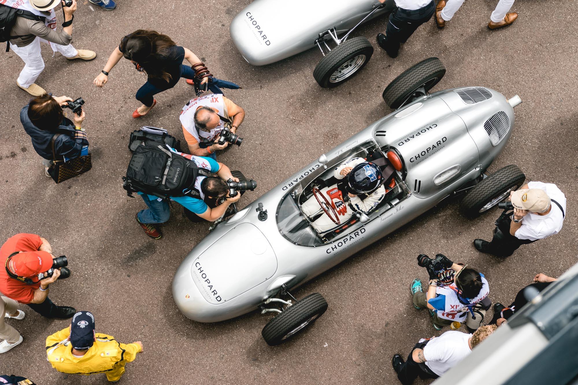 Grand Prix de Monaco Historique : l'histoire rugit toujours