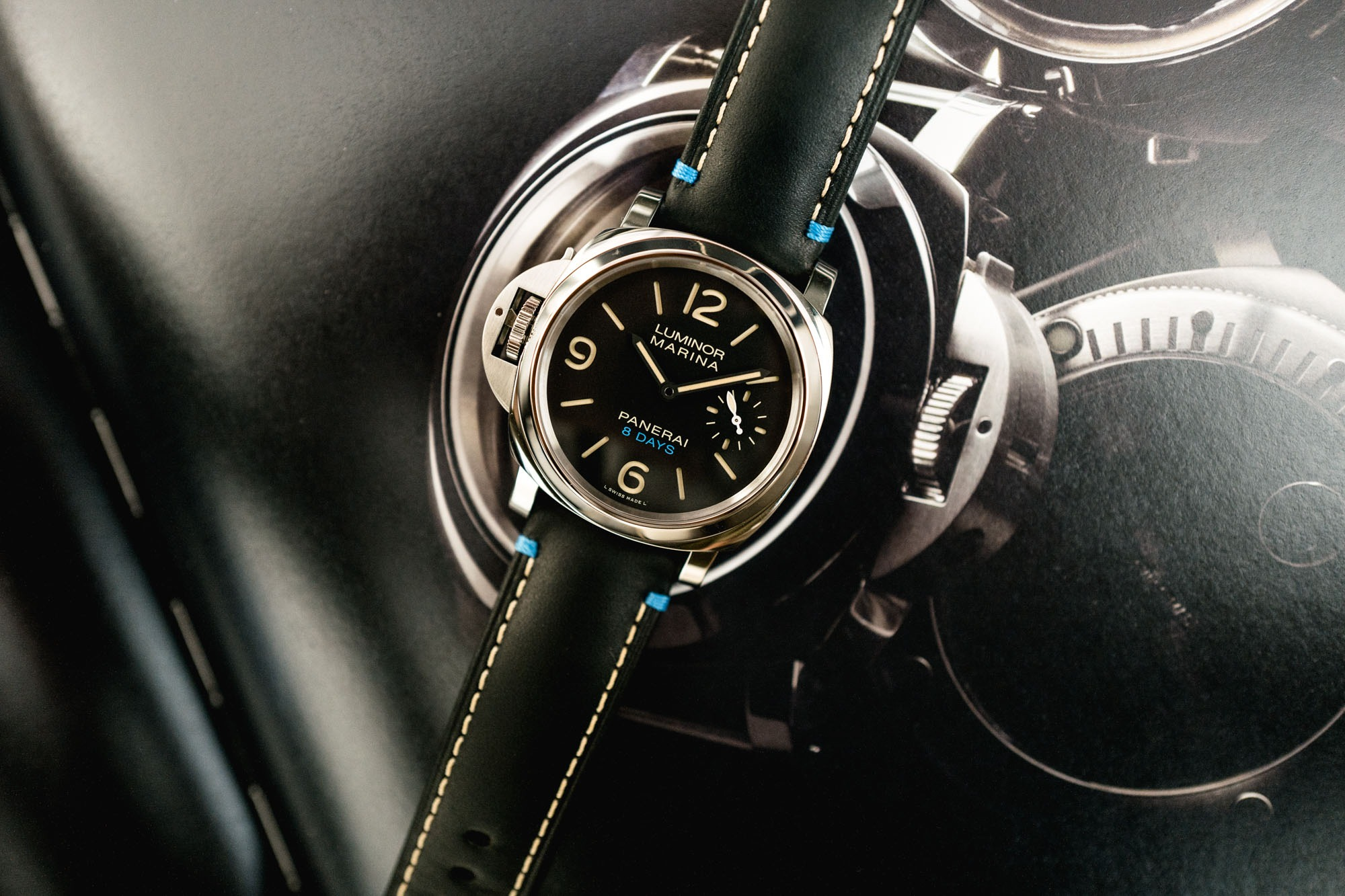 Montres Panerai - Luminor Left handed 8 Days
