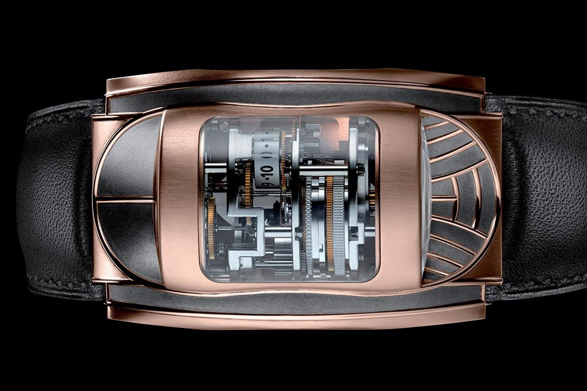 Parmigiani Fleurier BugattiType 370 (10ème anniversaire)
