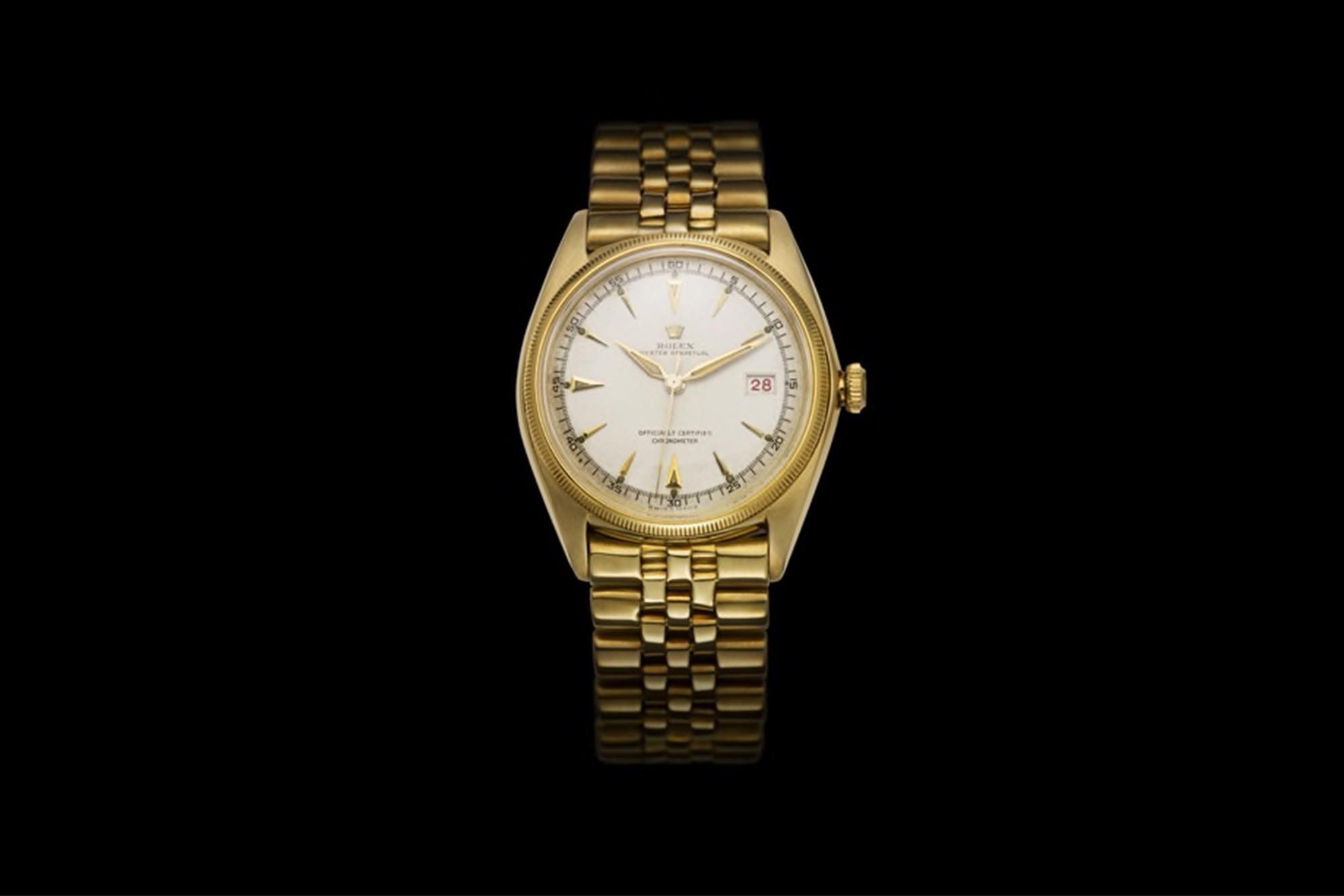 Première Rolex Datejust