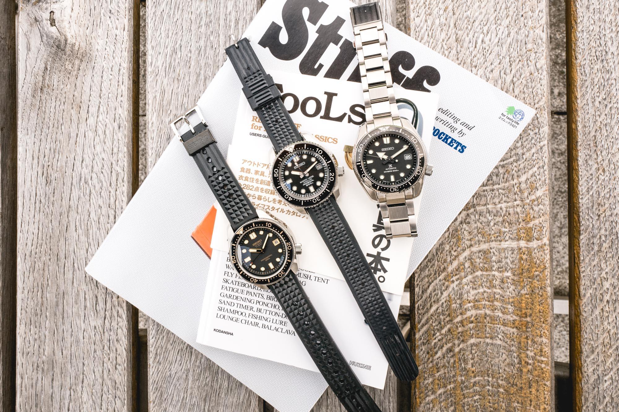 Seiko Prospex Diver 6159 Evolution