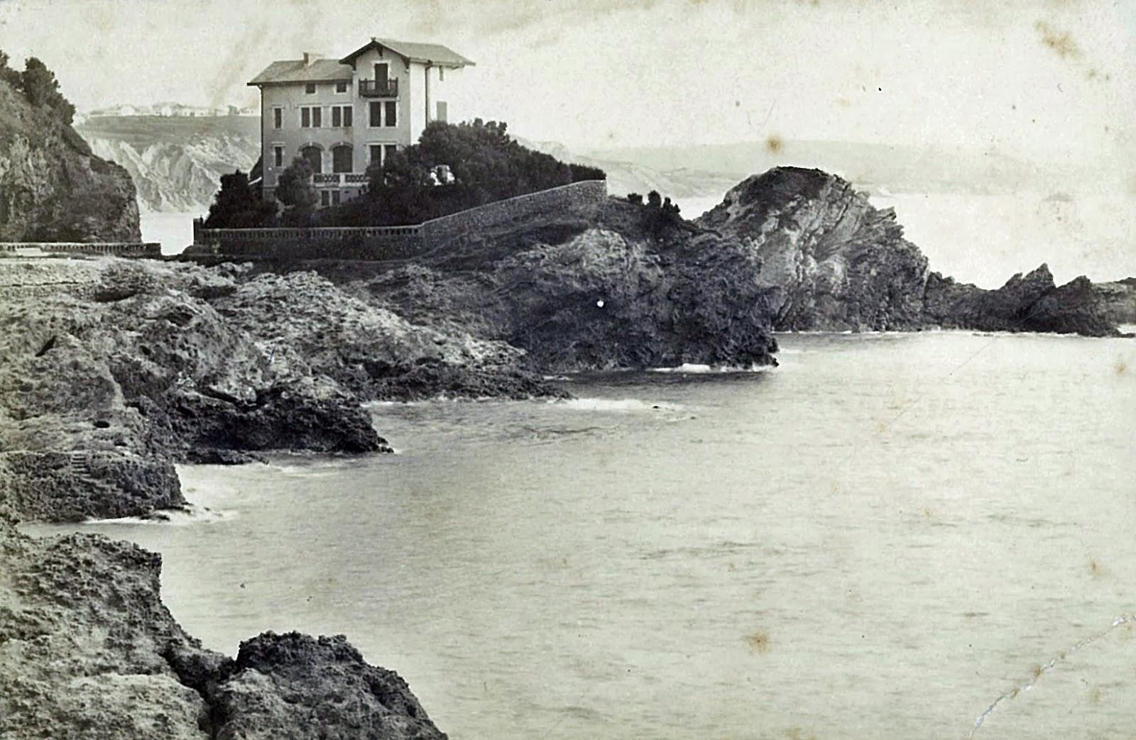 Villa Belza - 1900