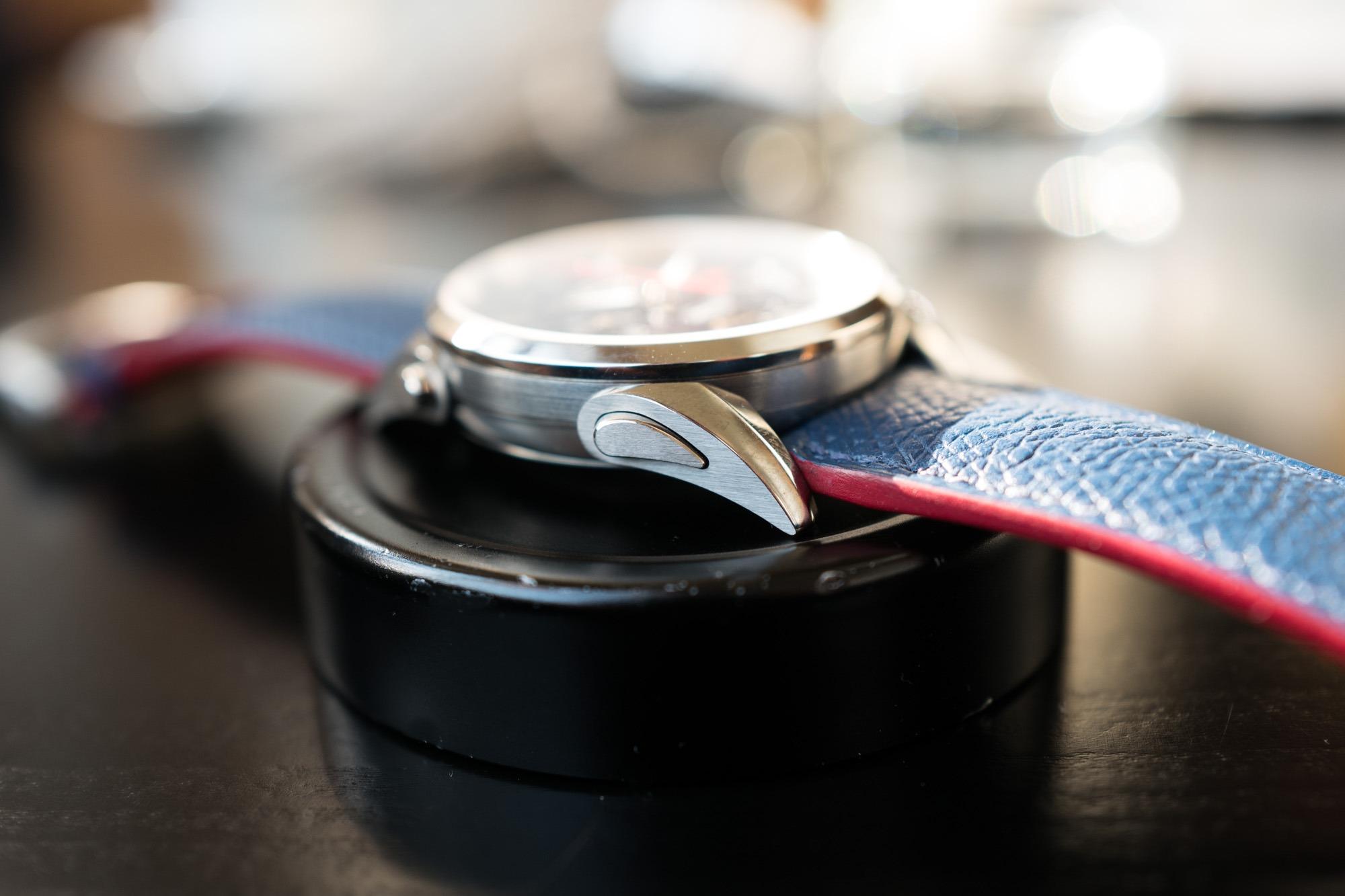 Parmigiani Fleurier Bugatti Aérolithe Chronograph - Cornes