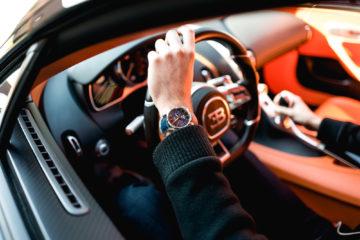 Parmigiani Fleurier Bugatti Aérolithe Chronograph - Look