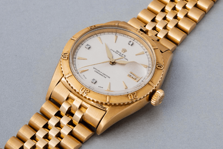 Rolex Datejust Turn-o-Graph - Phillip's Auction