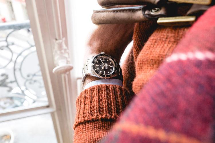 Leclere - Vente de Montres de Collection - Rolex 5514 Comex