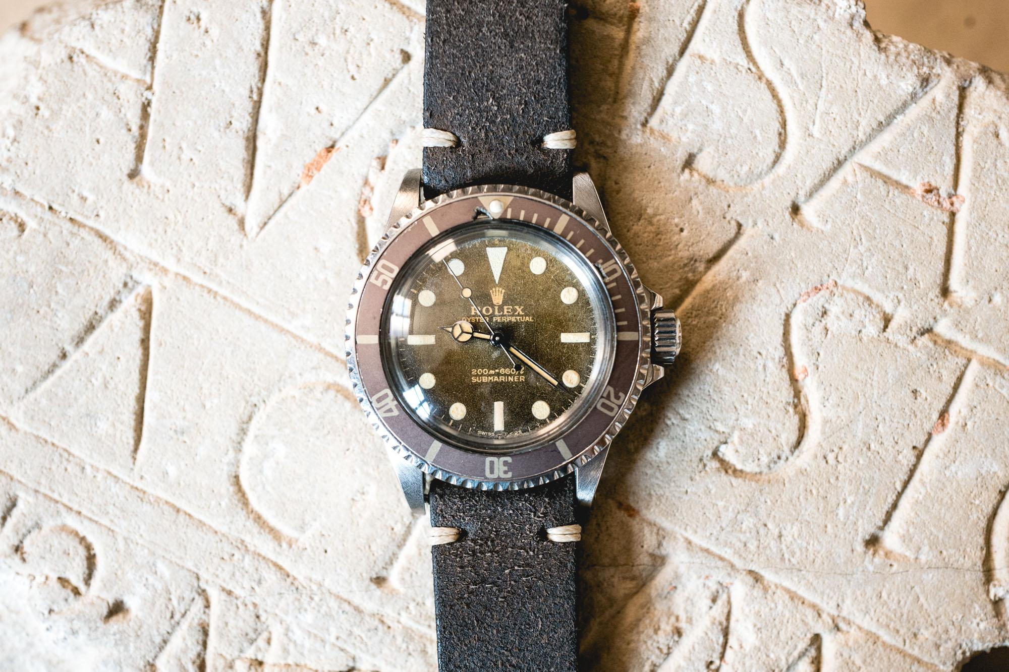 Leclere - Vente de Montres de Collection - Rolex Submariner 5513