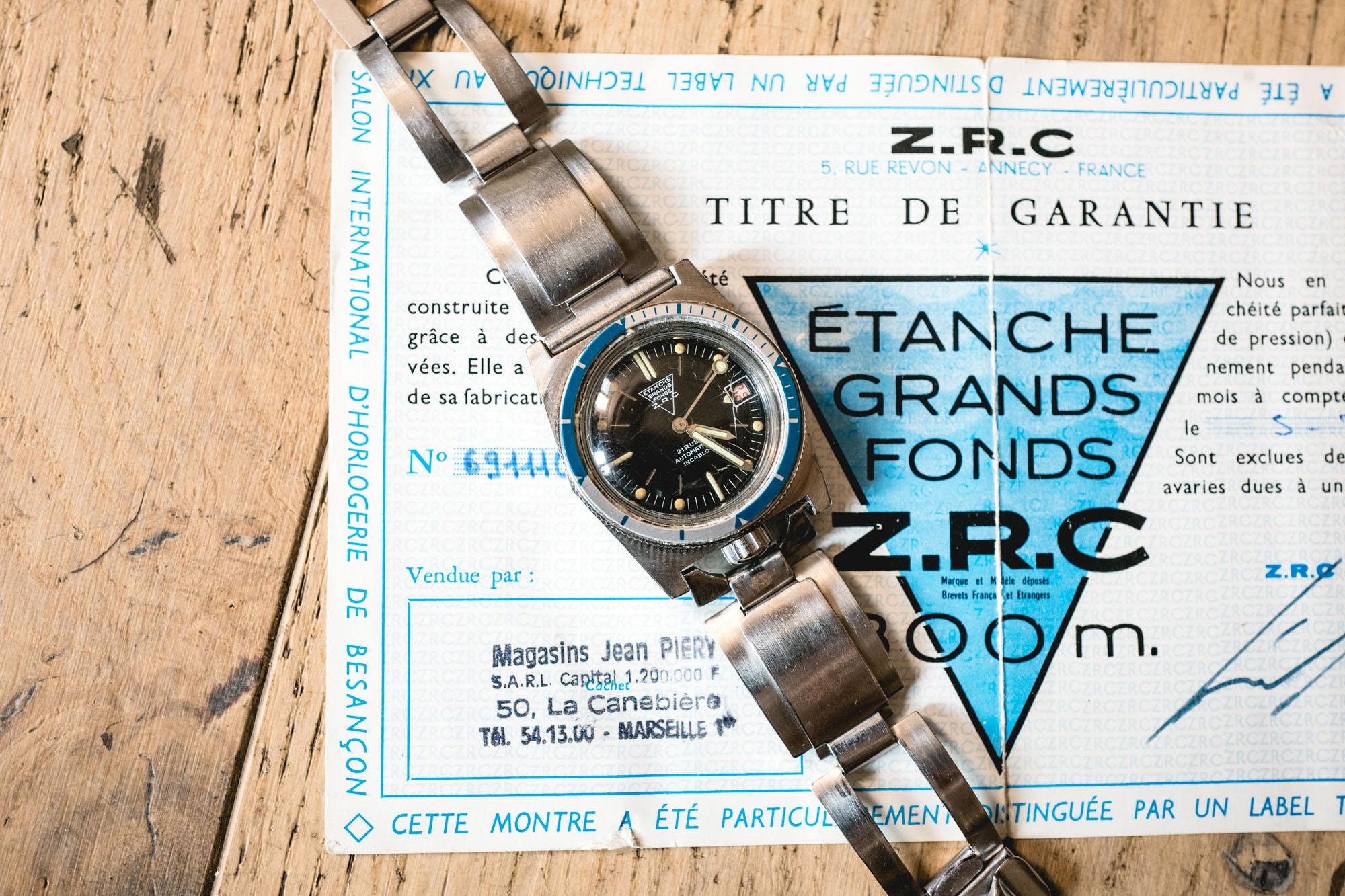 Leclere - Vente de Montres de Collection - ZRC Grands Fonds