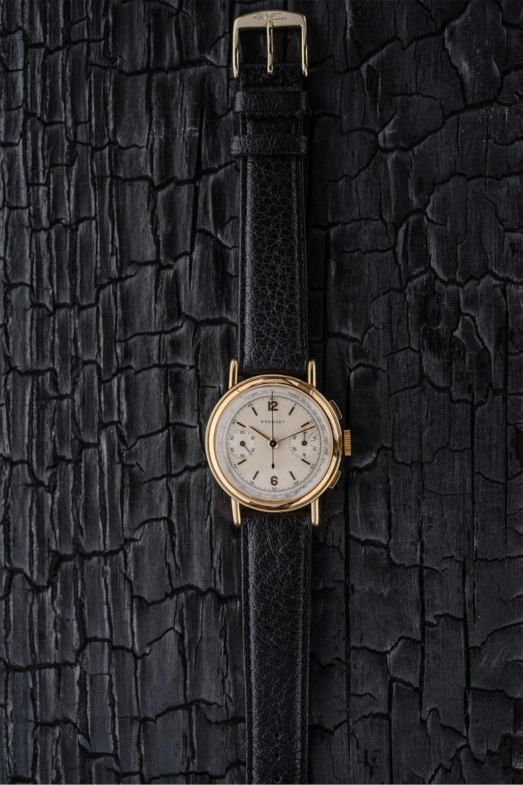 Leclere - Vente de Montres de Collection - Chronographe Breguet