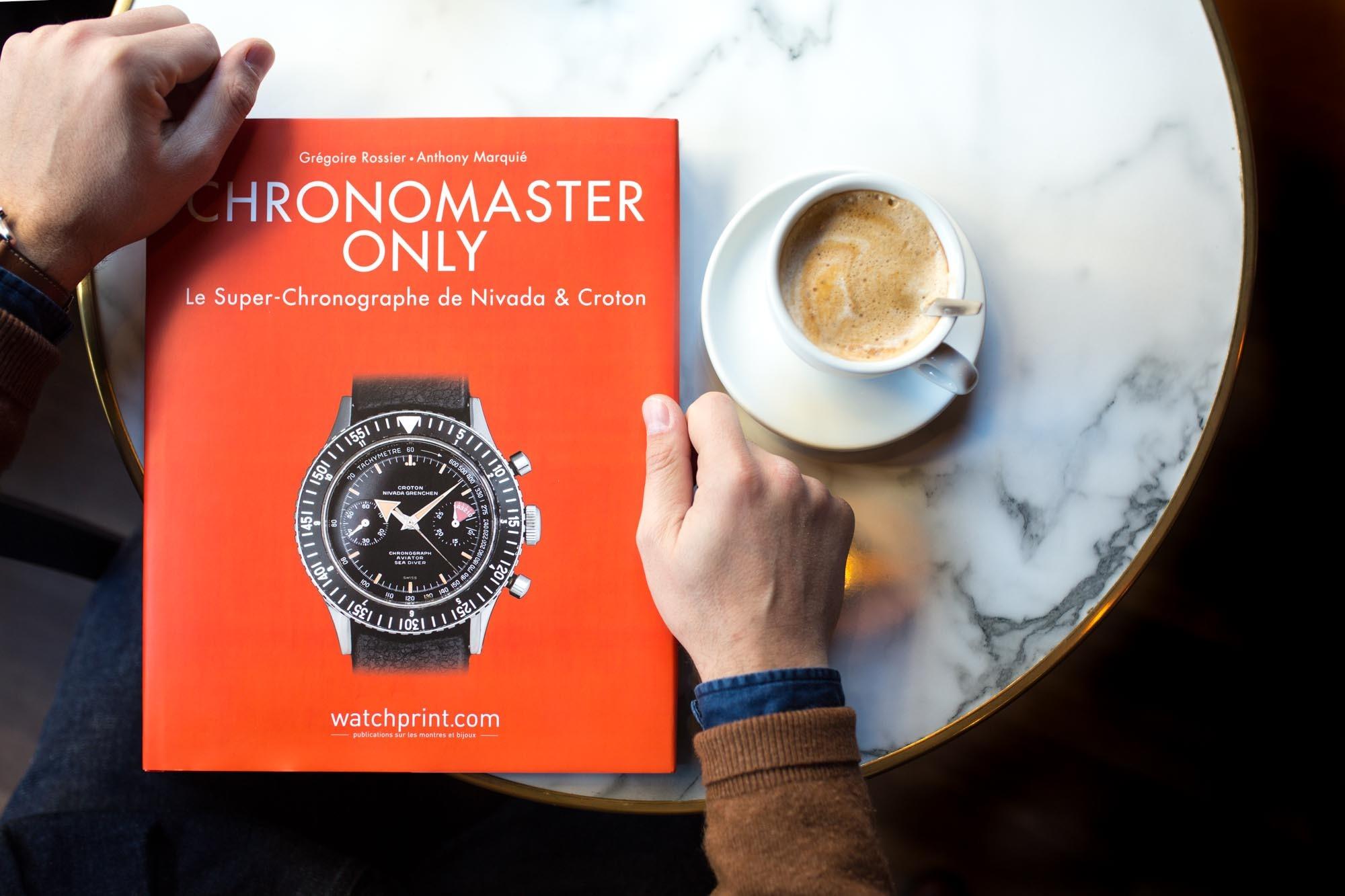 Livre Nivada - Chronomaster Only