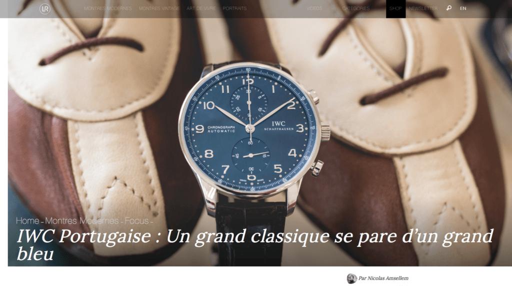 Site Les Rhabilleurs