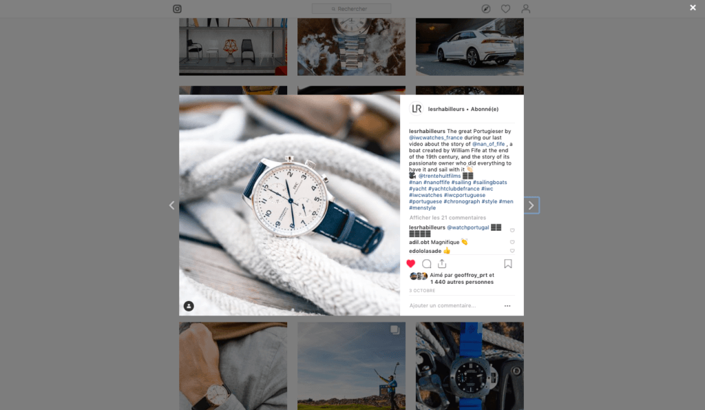 Instagram - Les Rhabilleurs
