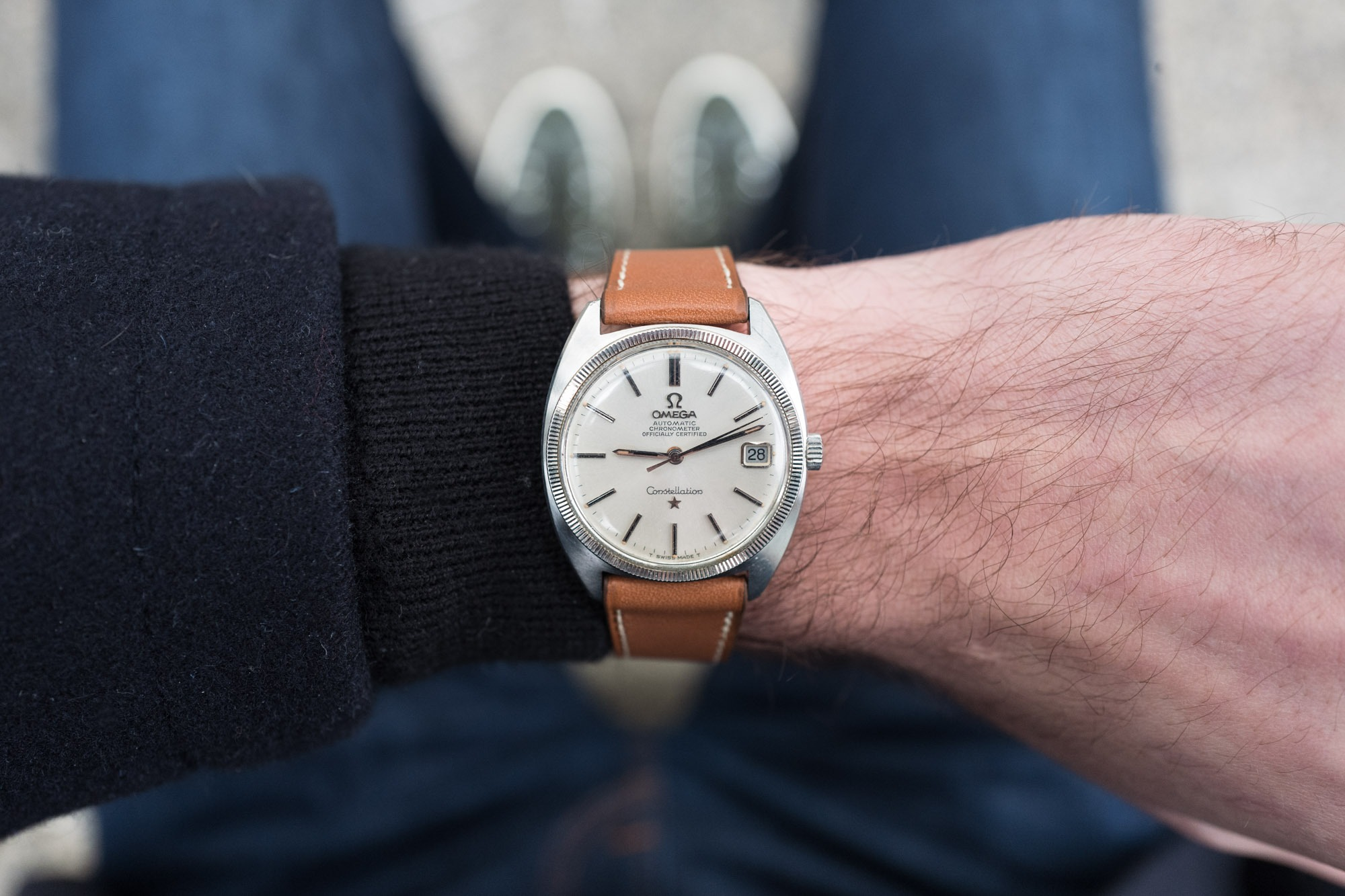 Omega Constellation C-Case Automatic
