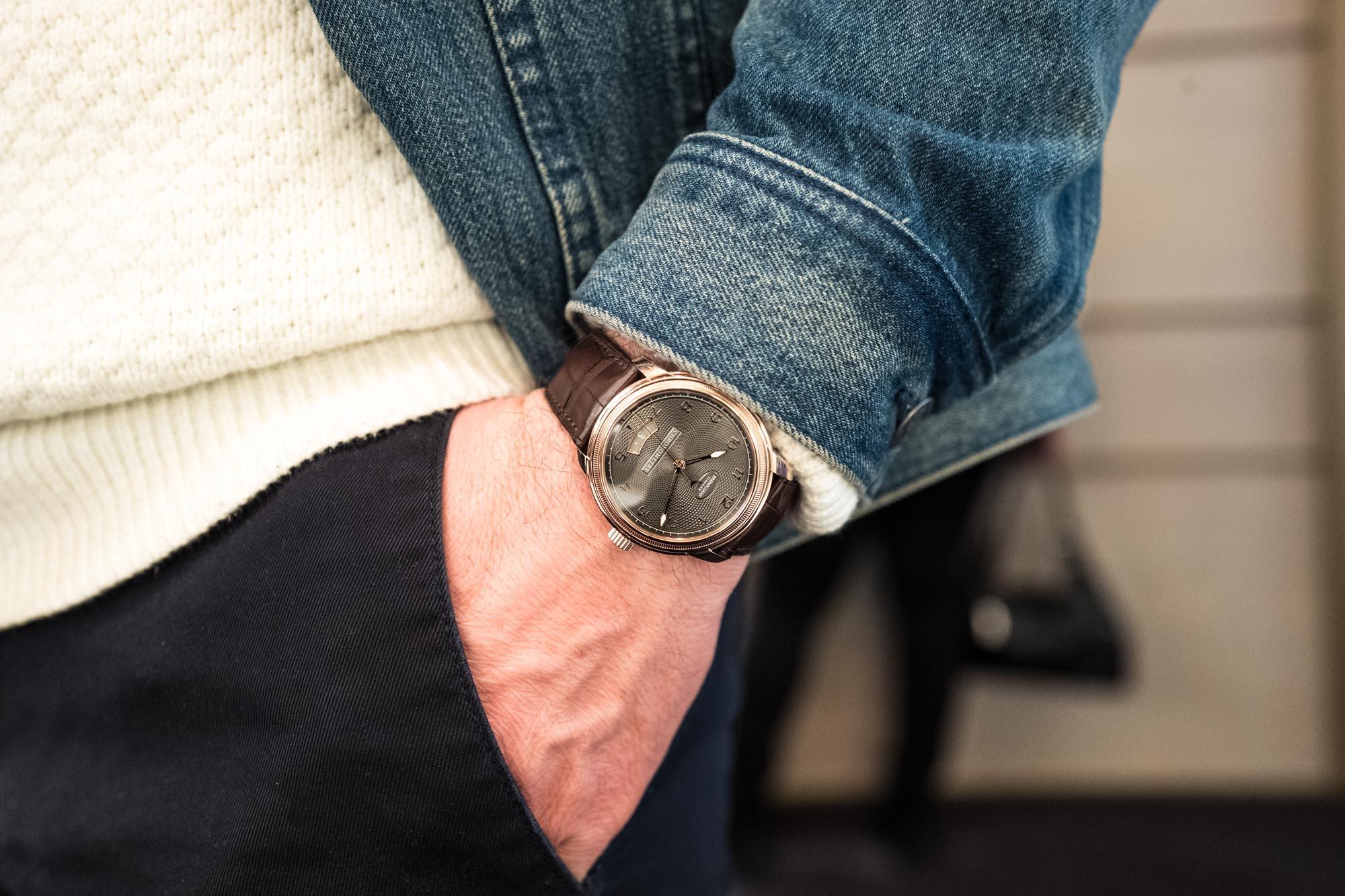 SIHH 2019 - Parmigiani Fleurier Toric Chronometre