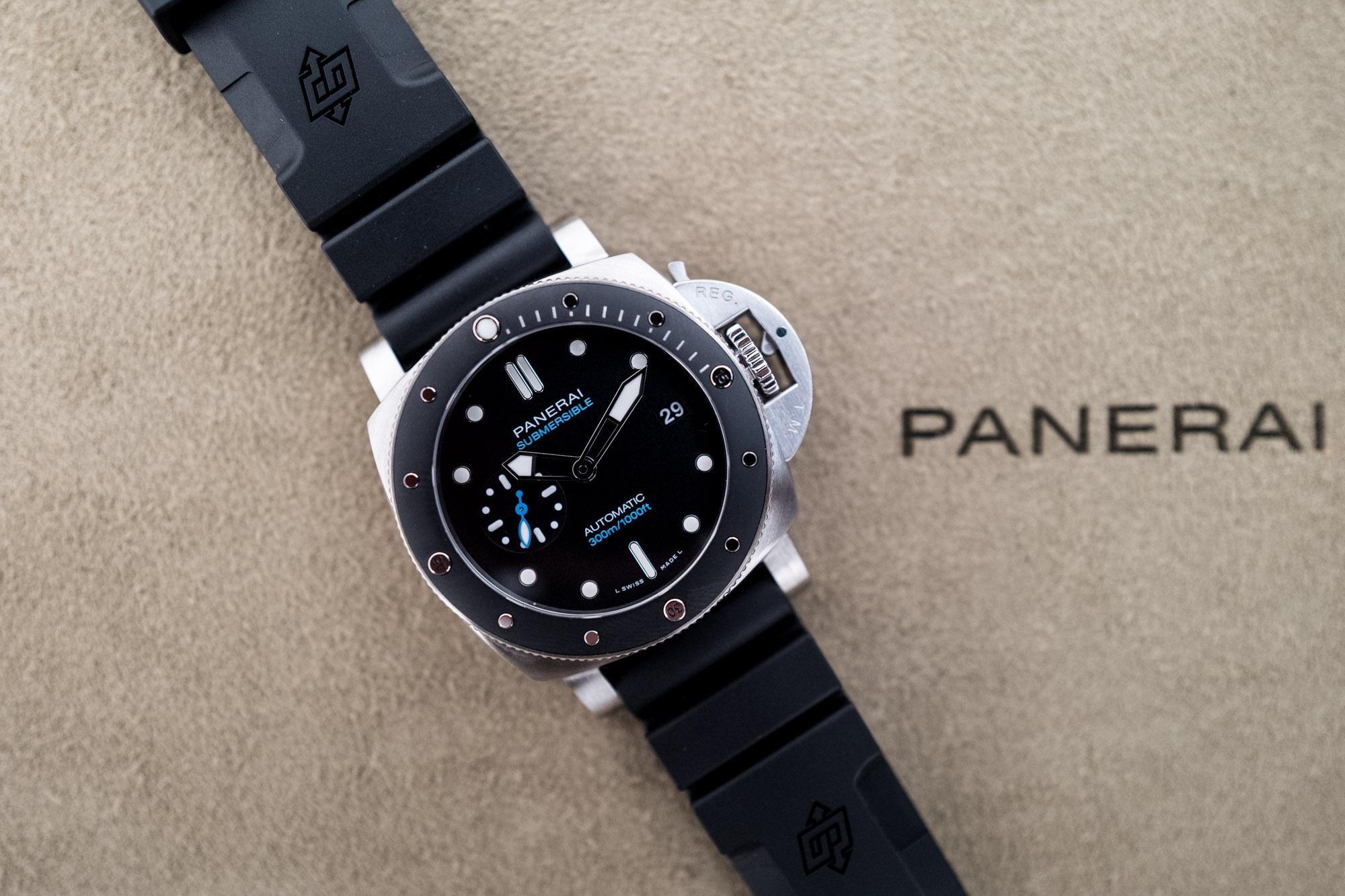 Panerai Submersible 42 MM SIHH 2019
