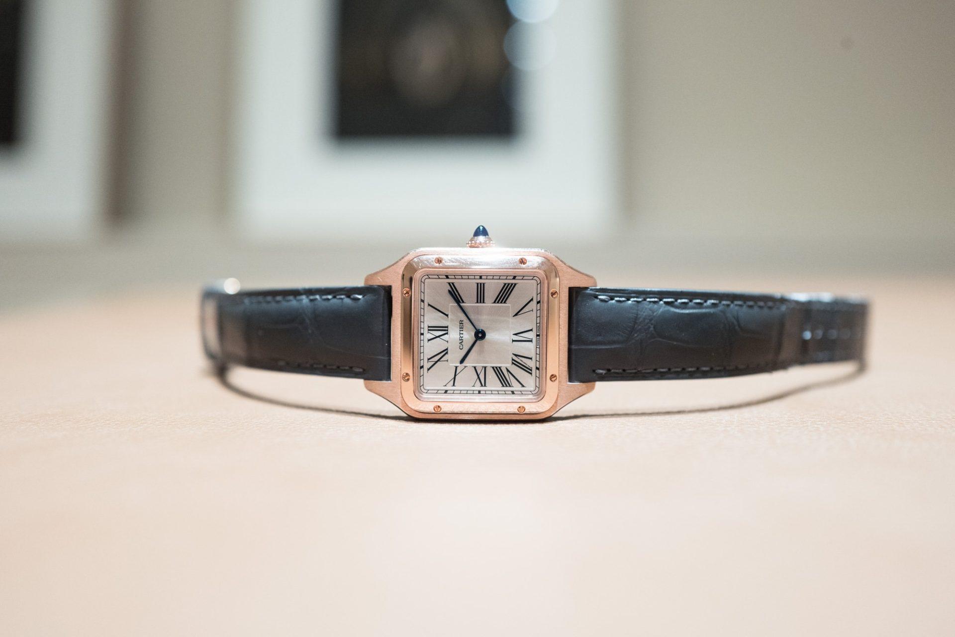 SIHH 2019 - Santos de Cartier quartz