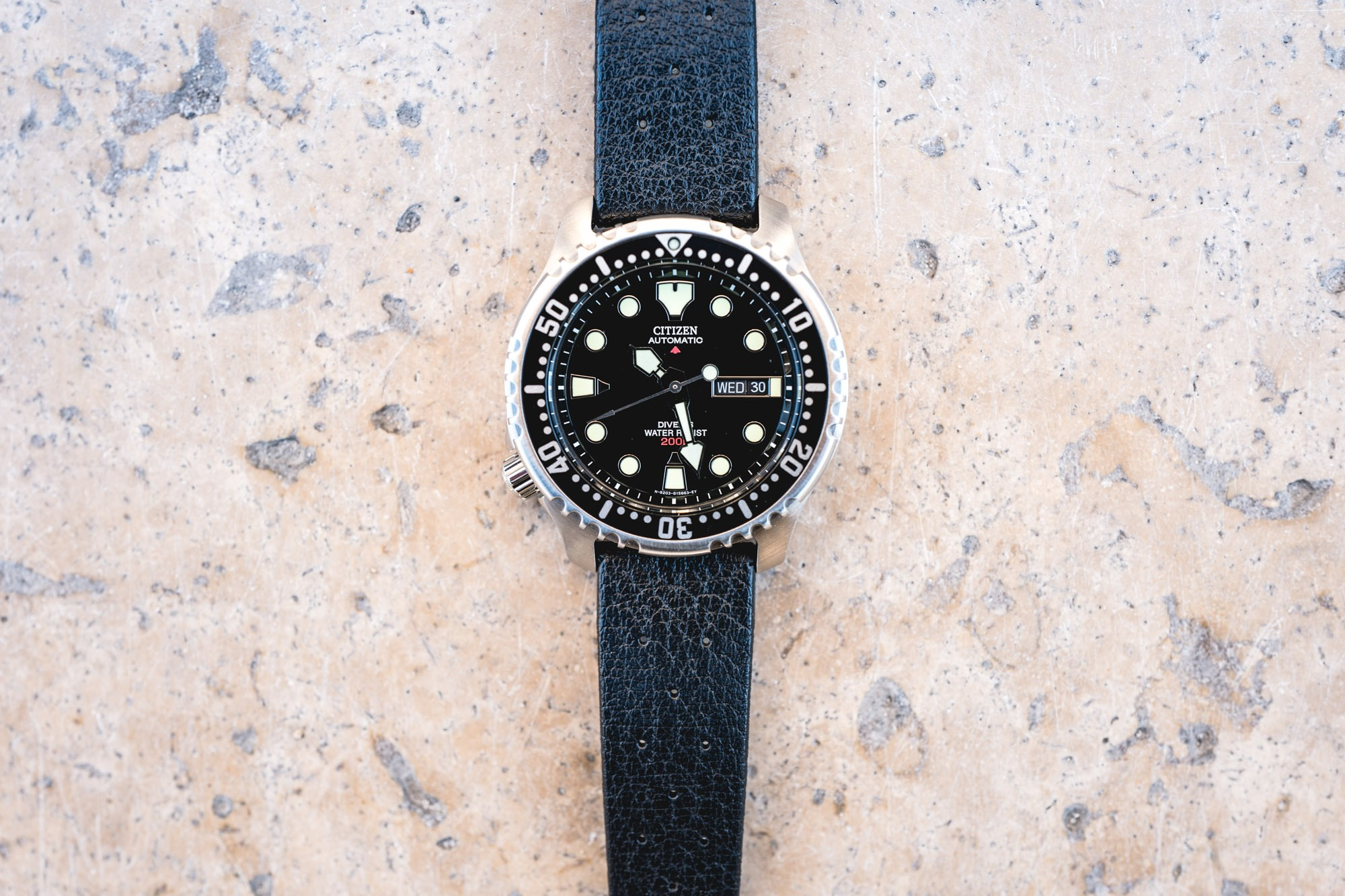 Citizen ProMaster Diver's 200m - NY0040-09EE
