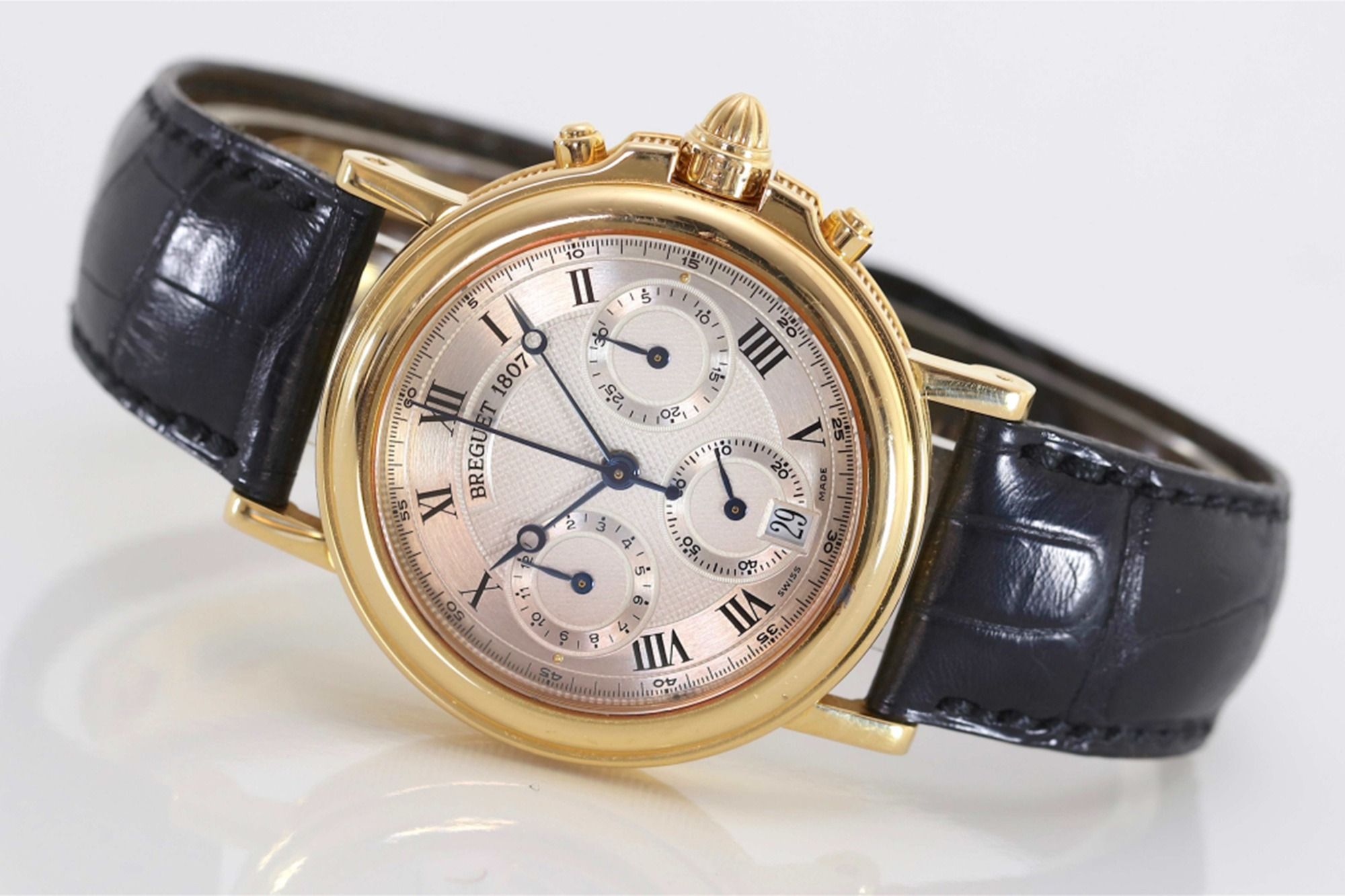 Breguet - Marine chronographe des années 1990