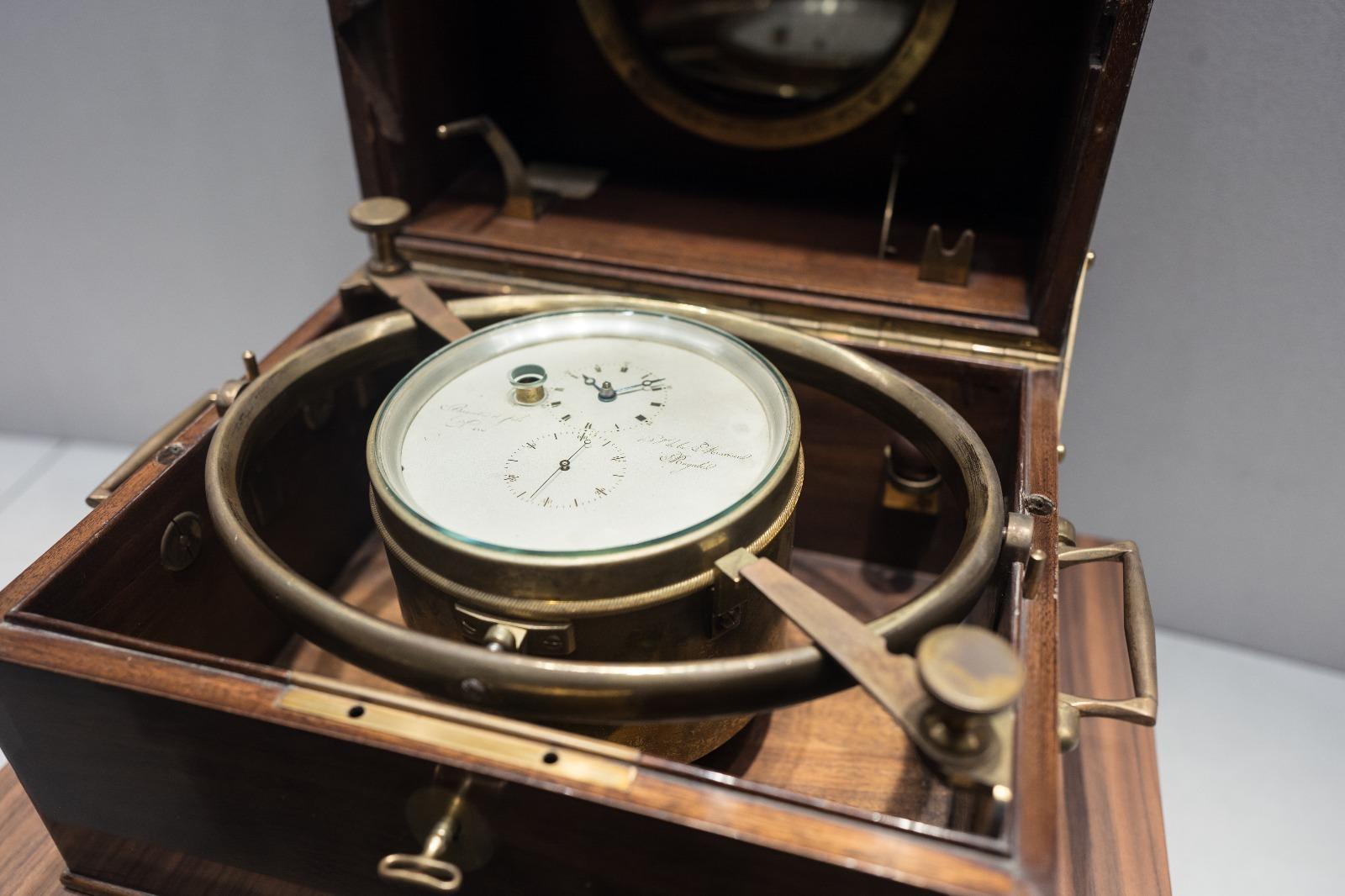 Breguet - Chronomètre de Marine