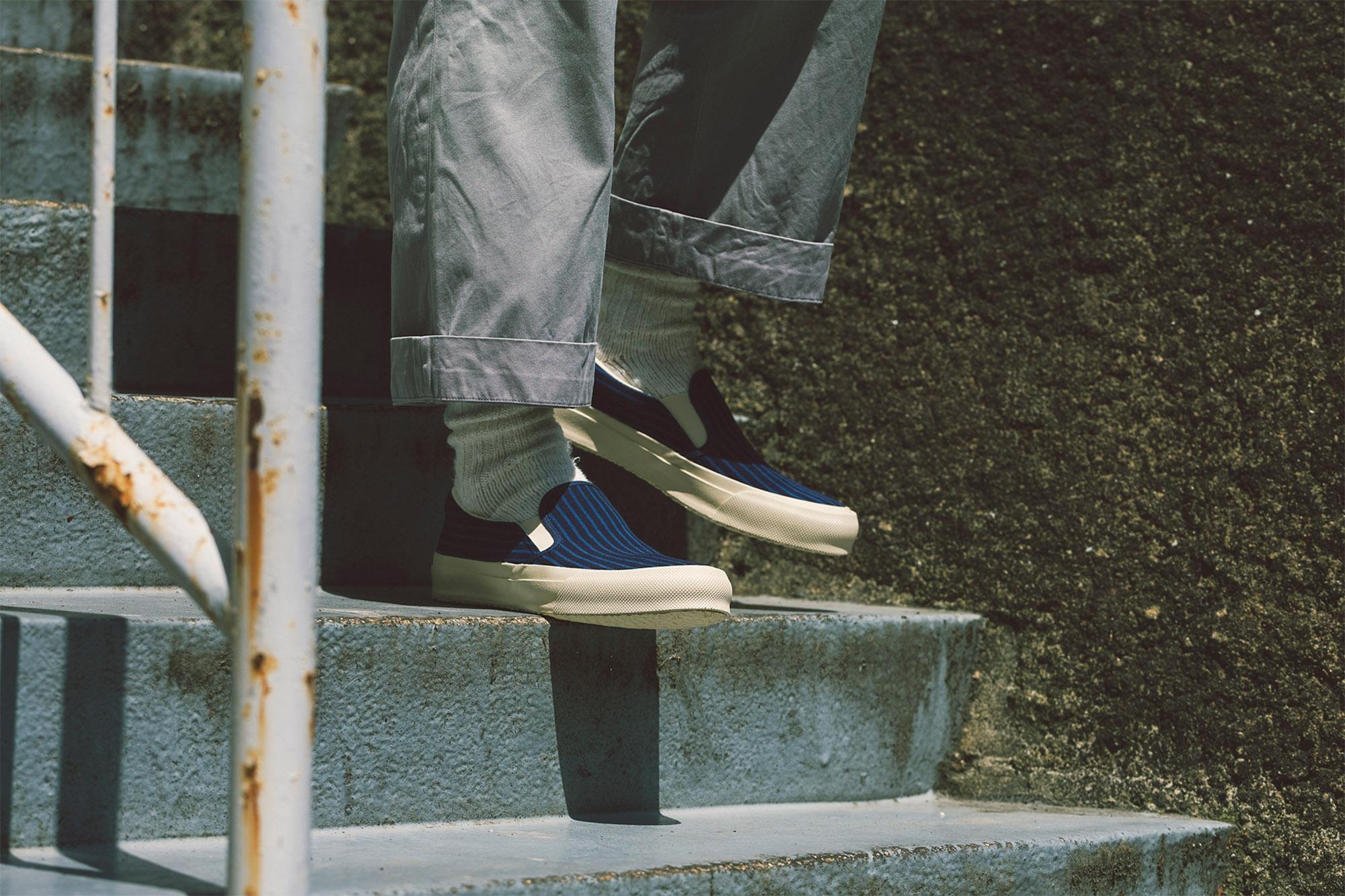 Doek Shoes Slip-on (Source : Doek)