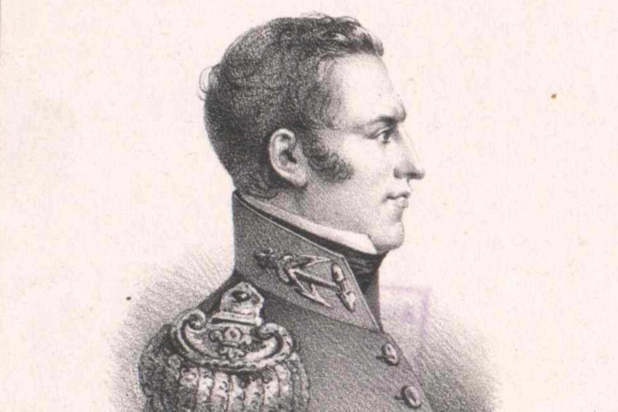 Vice Amiral Henri de Rigny