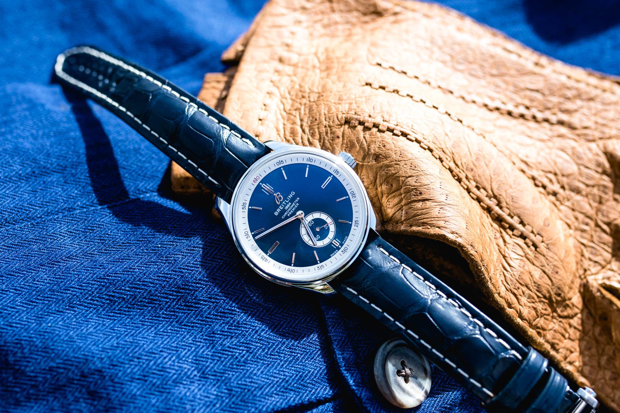 Breitling Premier Automatique 40