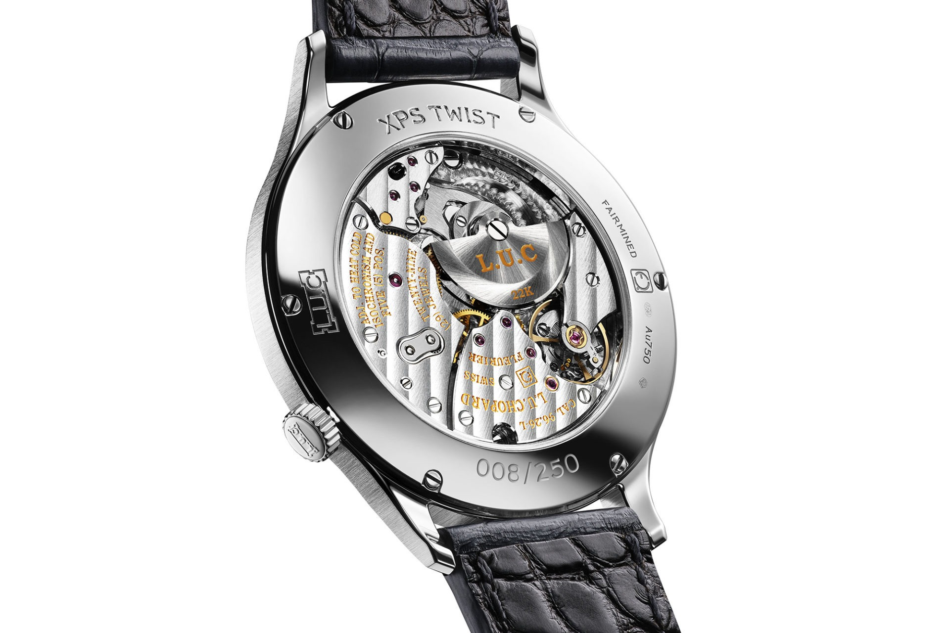 Chopard L.U.C XPS Twist QF Baselworld 2019