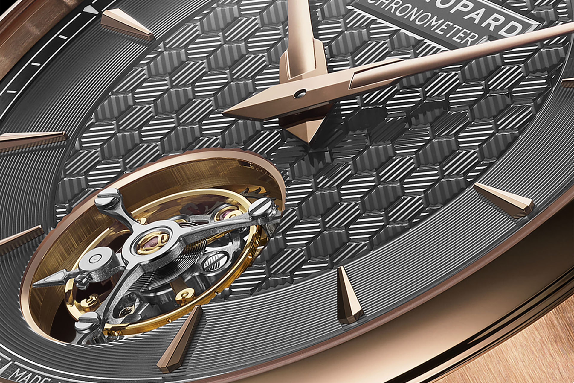 Chopard L.U.C Flying T Twin Baselworld 2019