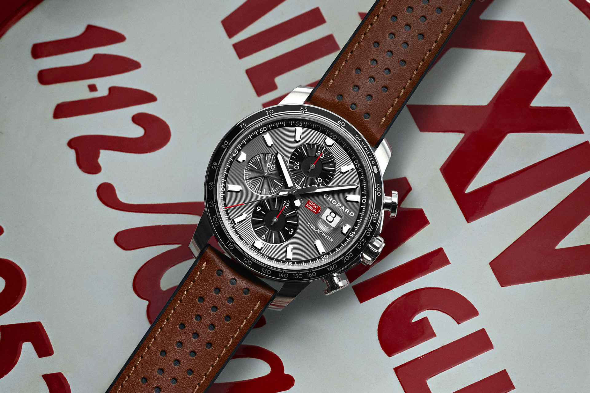 Chopard Mille Miglia Race Edition - Baselworld 2019