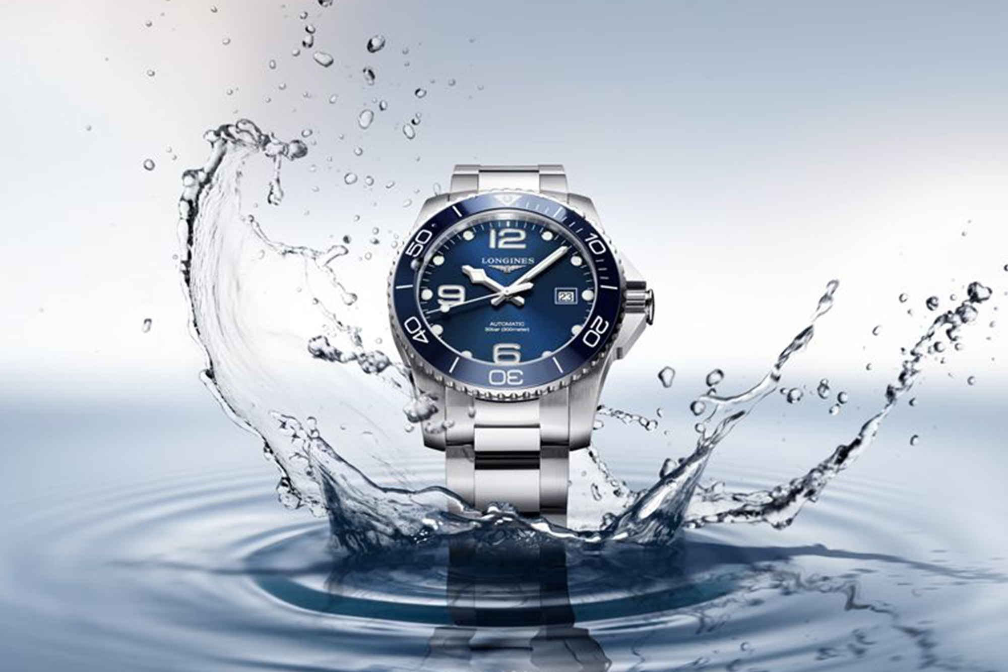 Longines Hydroconquest (Source : Longines)