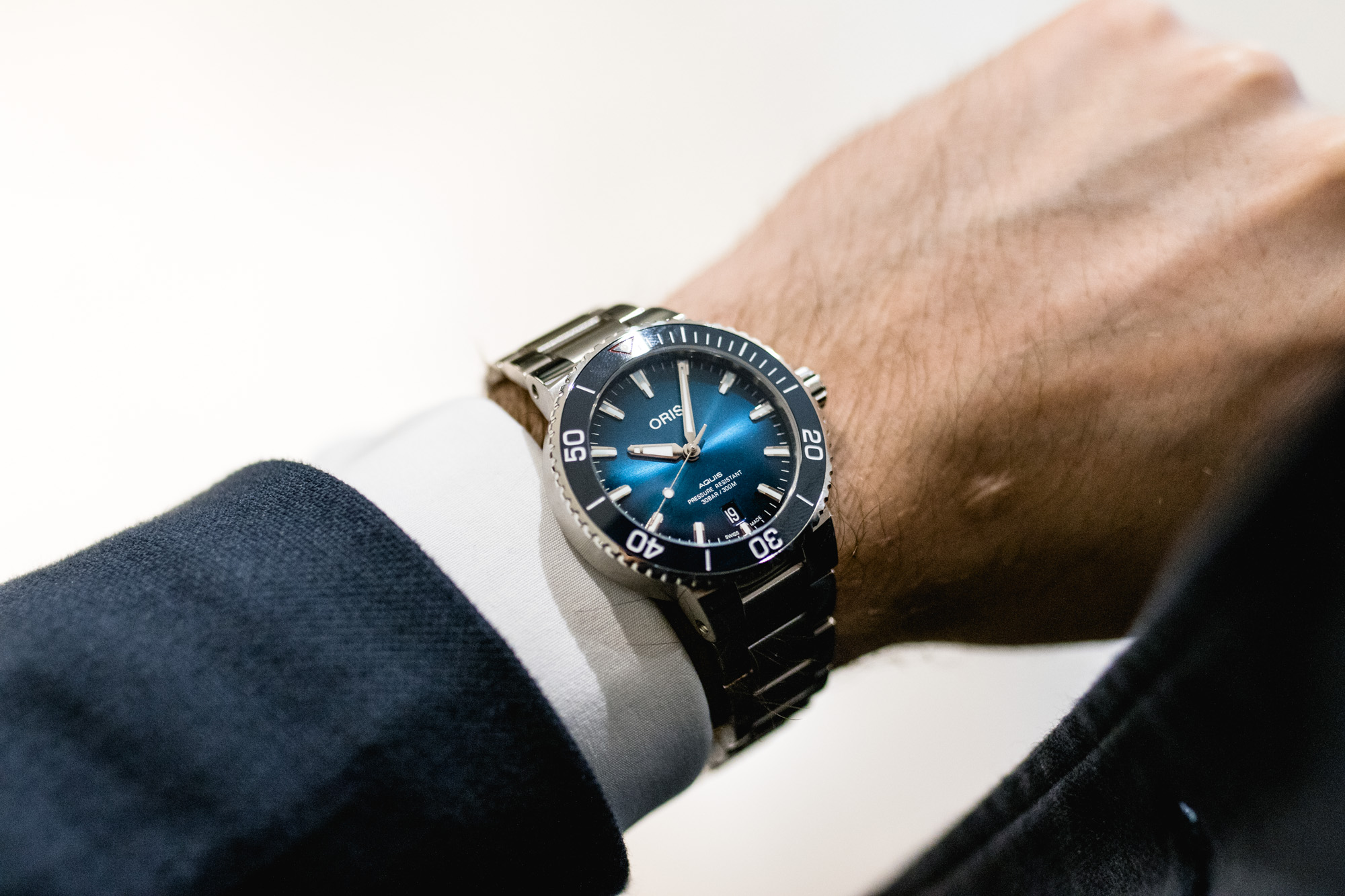 Oris Aquis Clean Ocean Limited Edition - Baselworld 2019