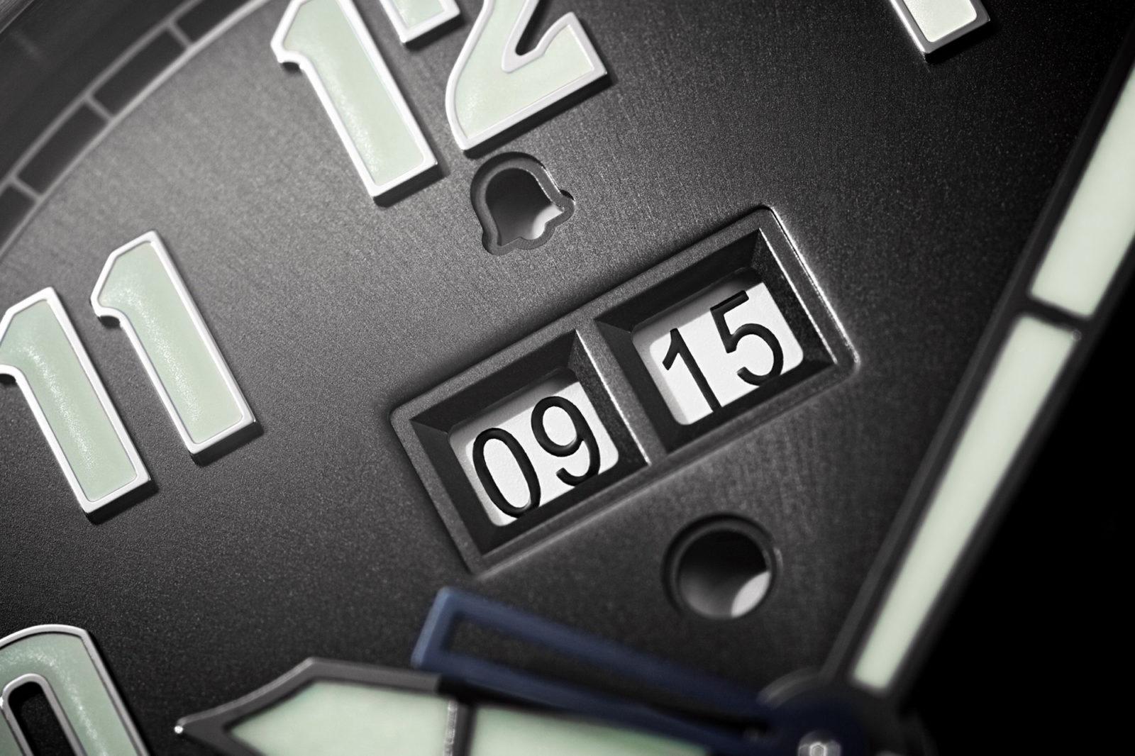 Patek Philippe Alarm- Travel Time 5520P-001 - Alarme