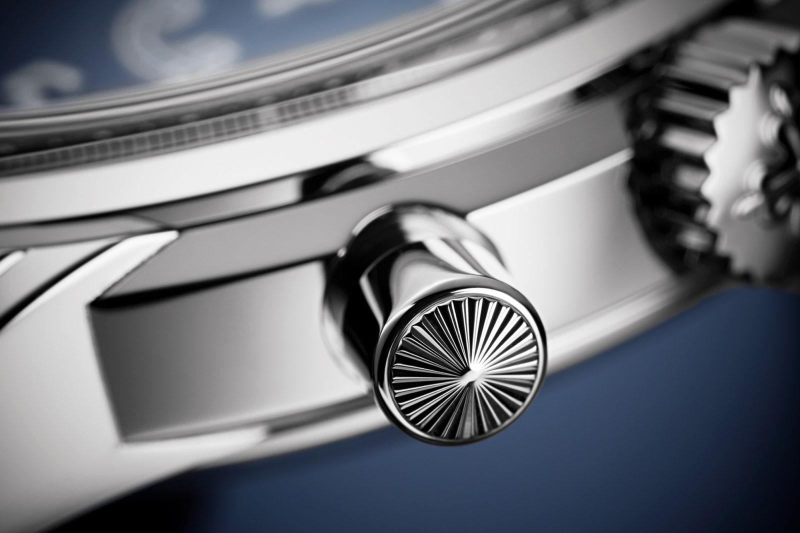 Patek Philippe Chronograph 5172G - Boutons poussoirs guillochés