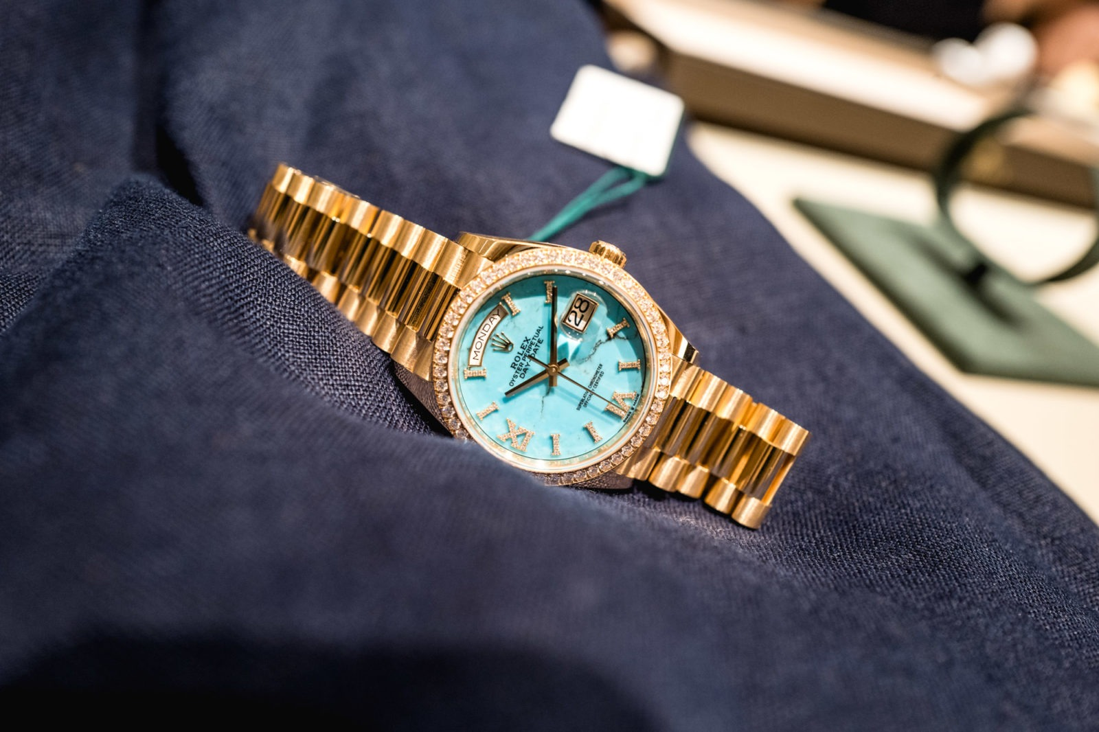 Rolex Day-Date 36 - Baselworld 2019