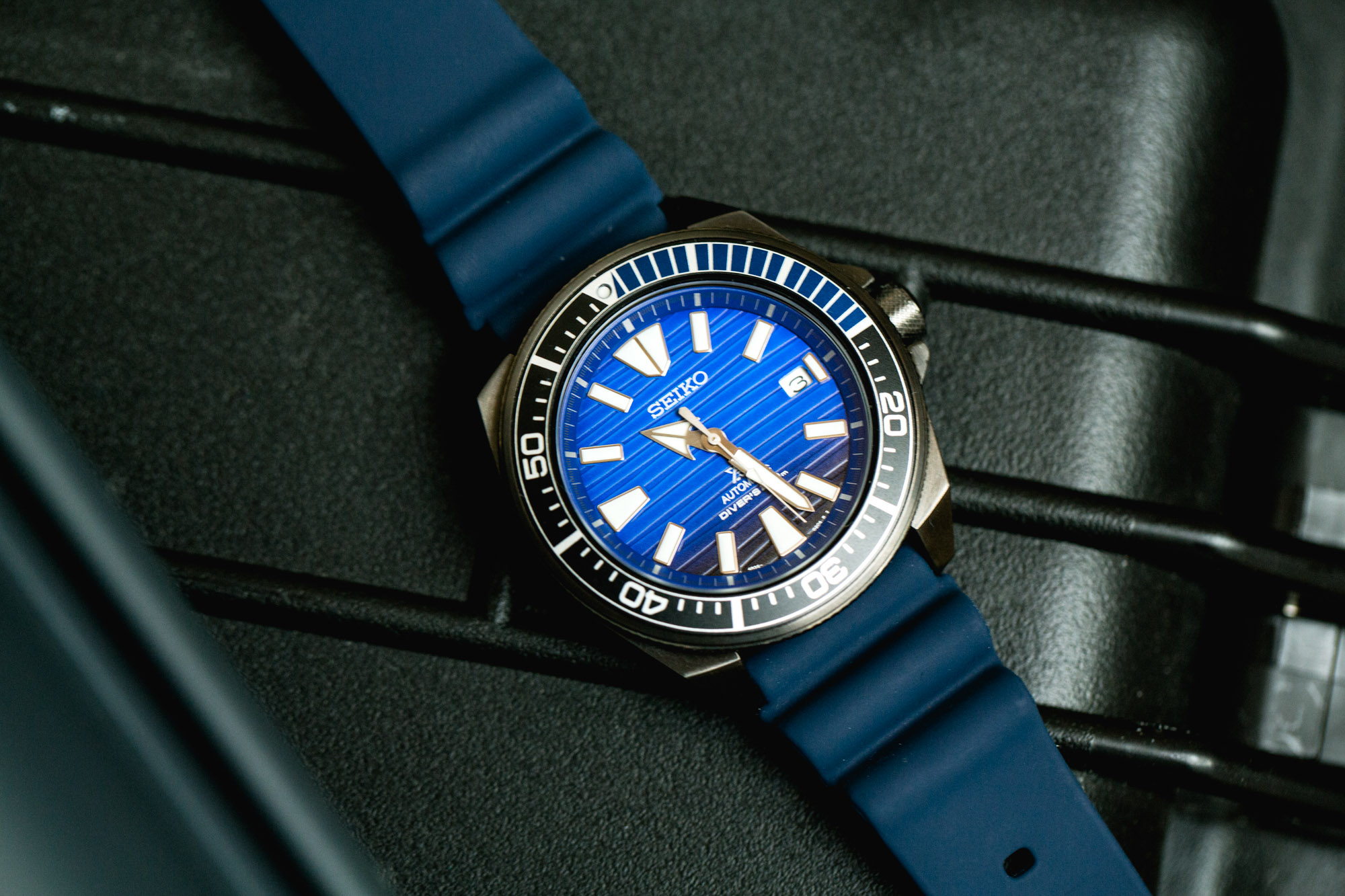 Seiko Prospex SRPD09K1 Samurai Save the Ocean
