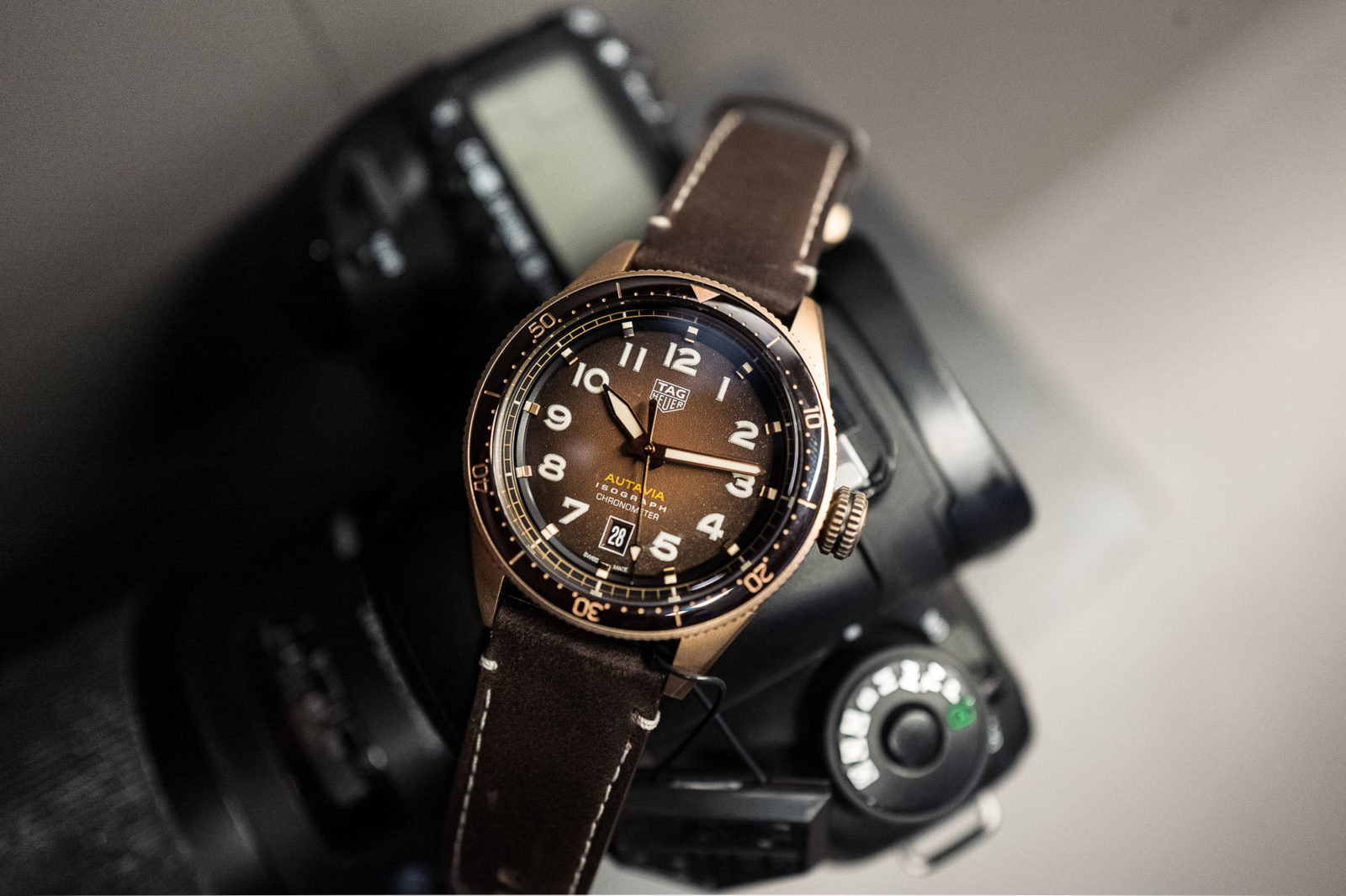 Josef on flipboard watches patek philippe seiko for Tag heuer autavia isograph