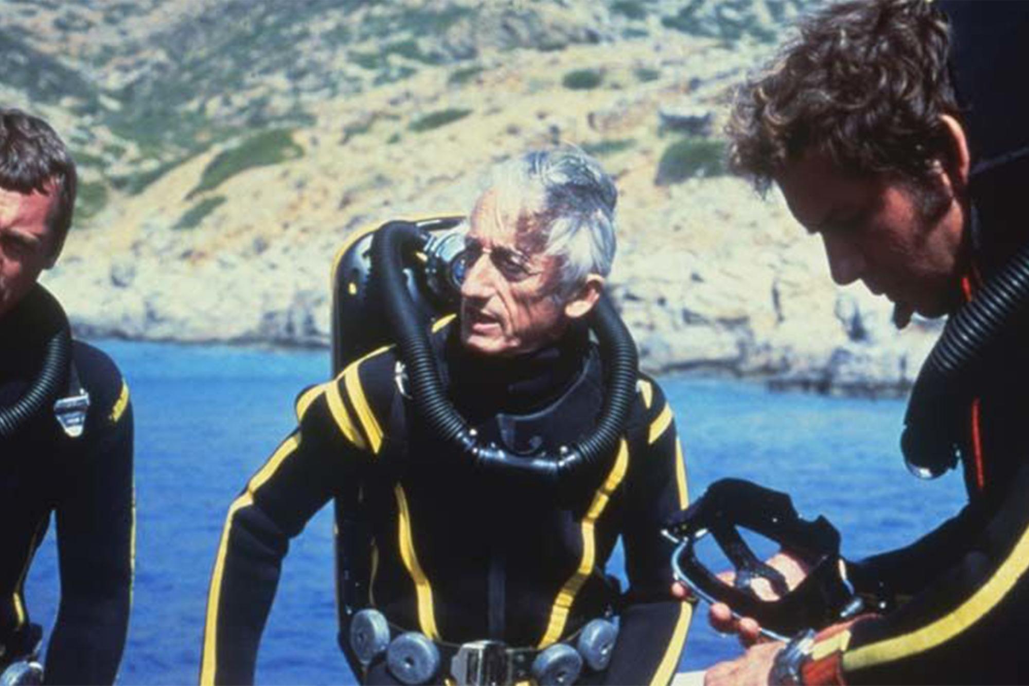 Commandant Cousteau