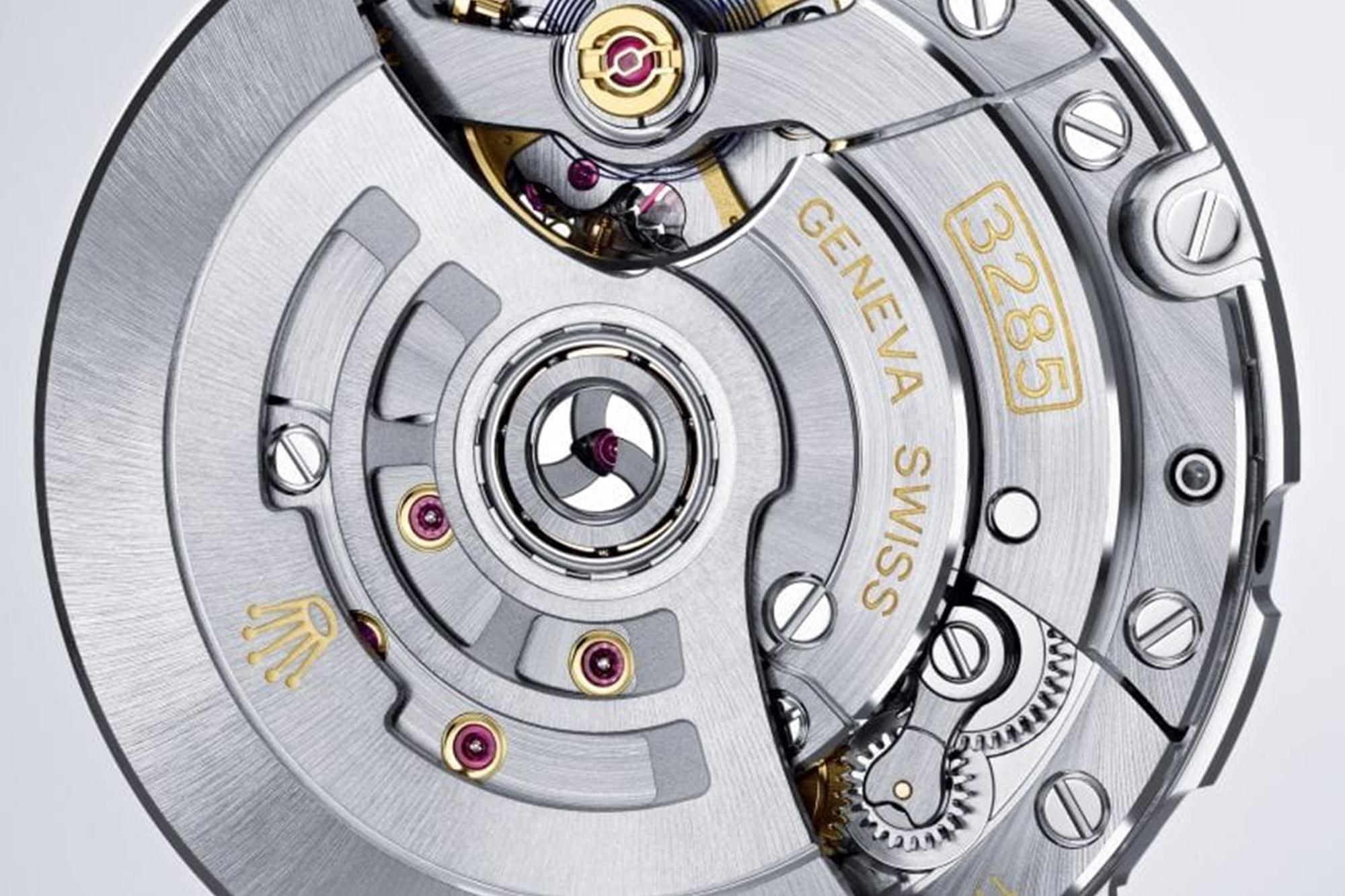 Rolex - Calibre 3285