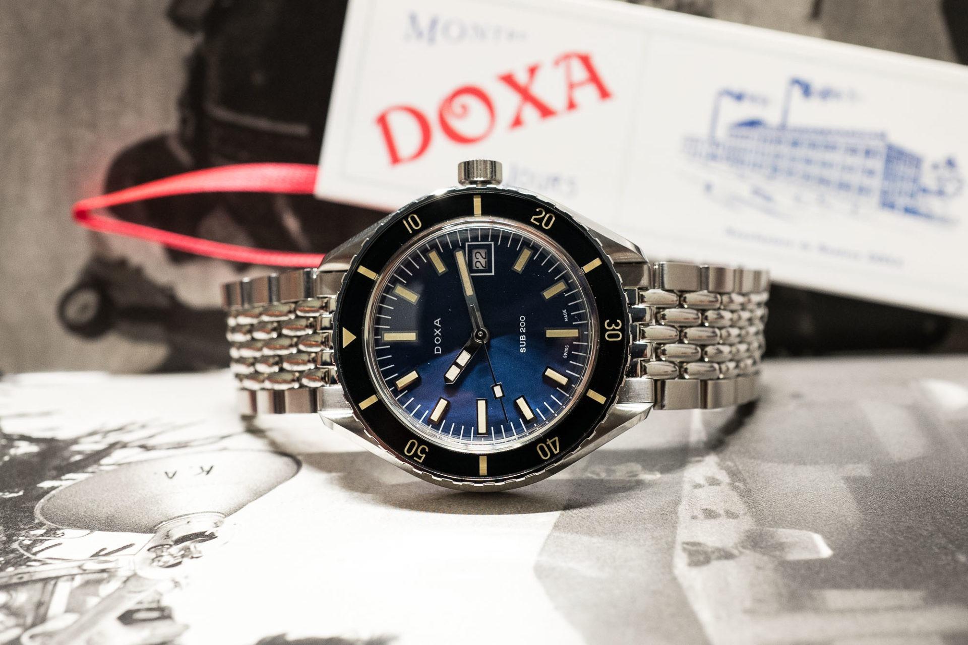 Doxa SUB 200 - 2019