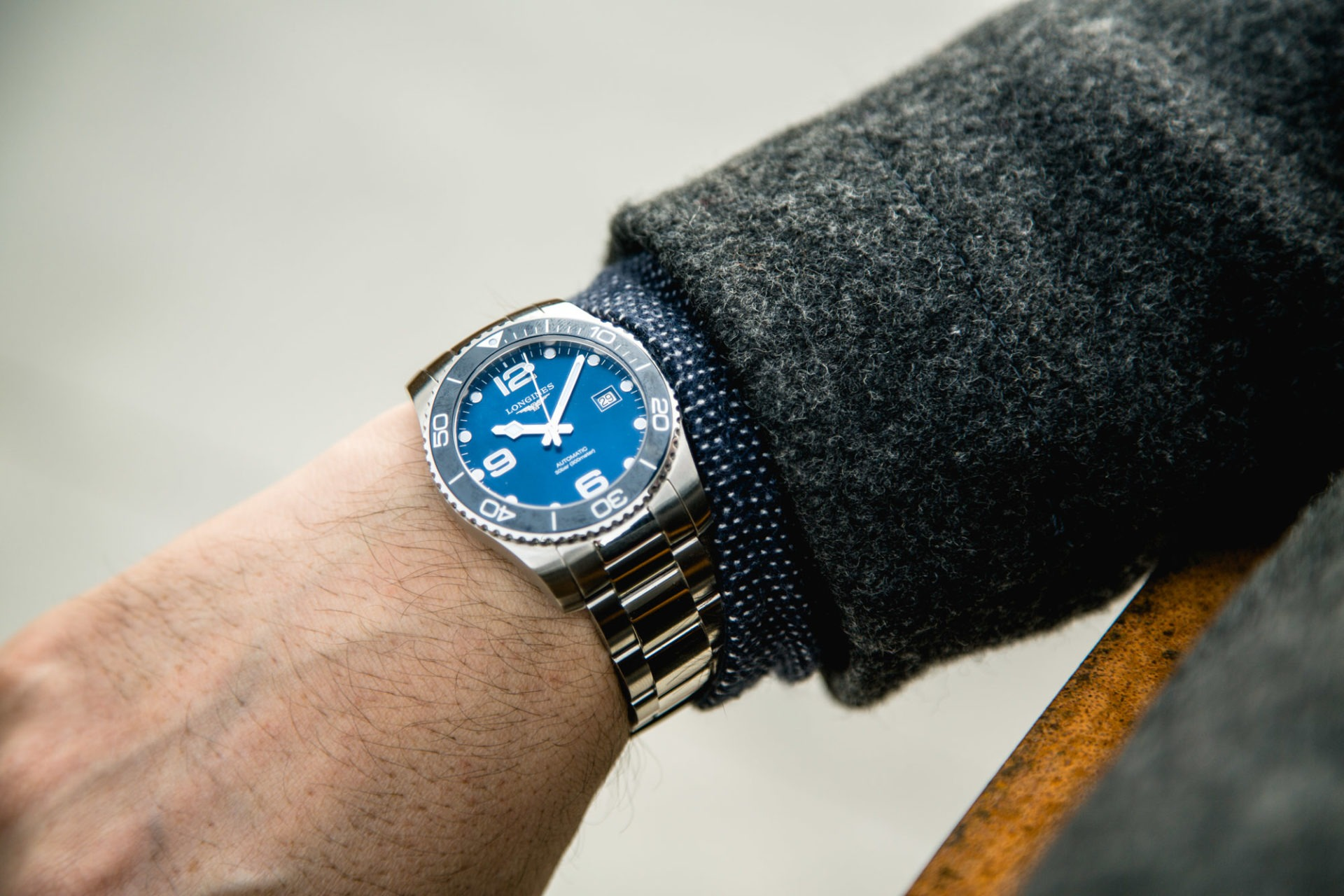 Longines Hydroconquest 2018