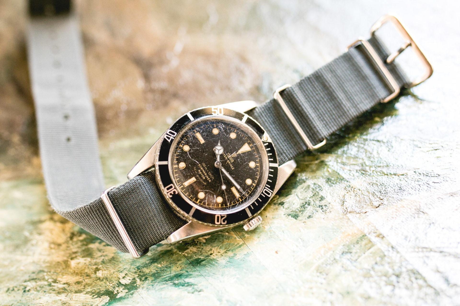 Tudor Submariner 7922 - 1958