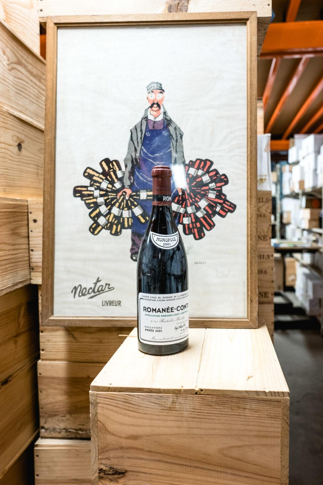 Tajan - Vente de vins et spiritueux du jeudi 25 avril 2019