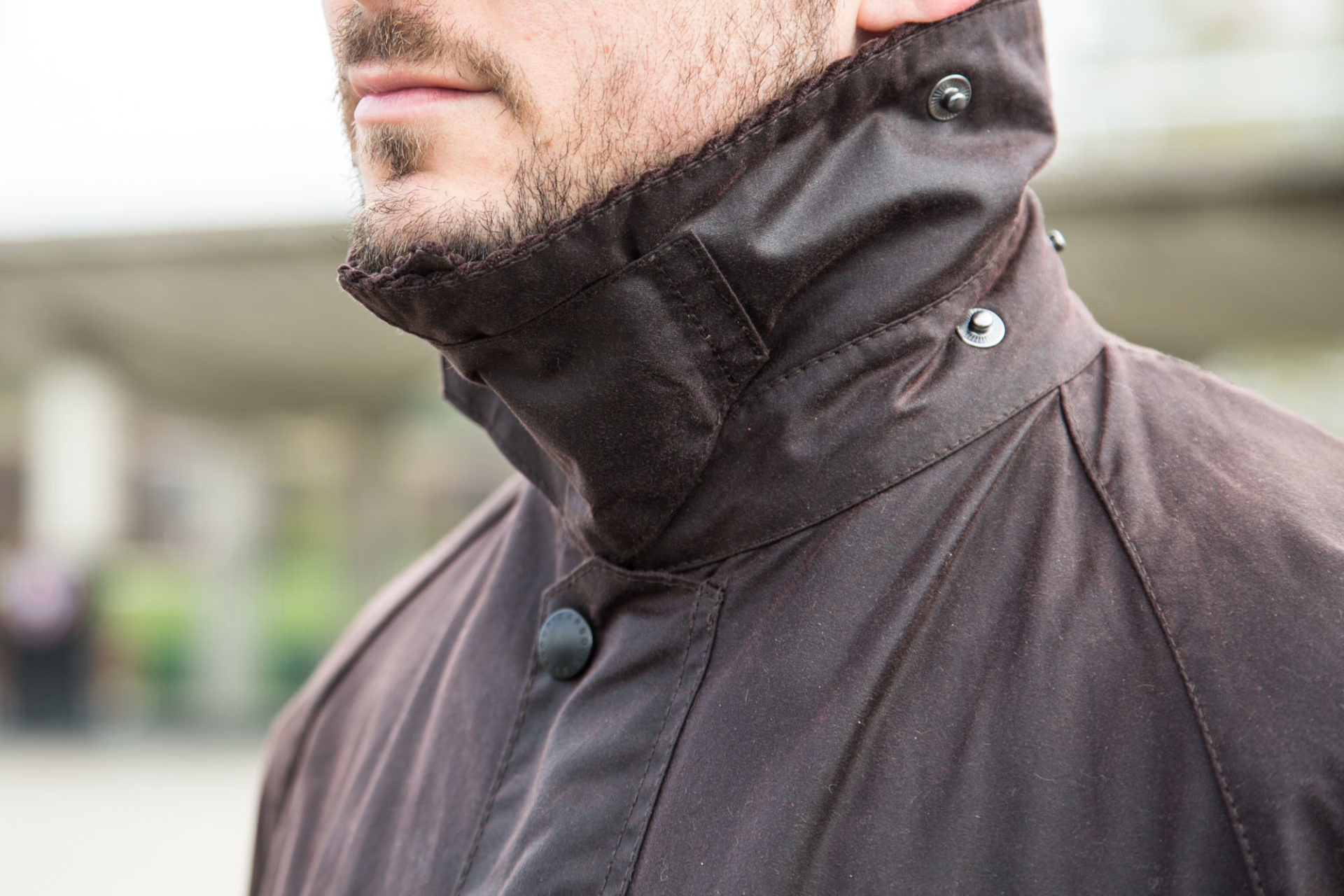 Barbour Bedale - Col