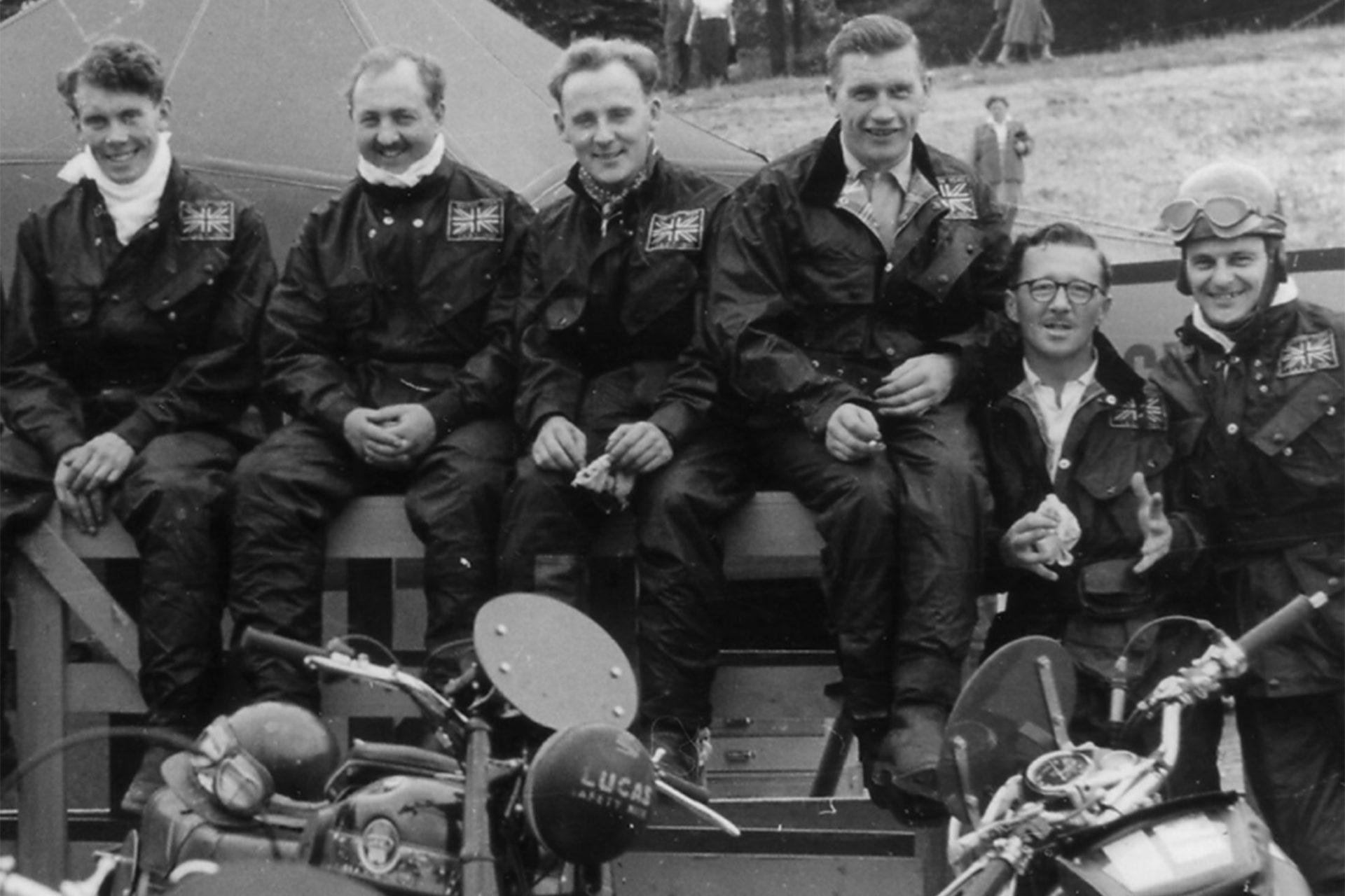 Barbour et le monde de la moto