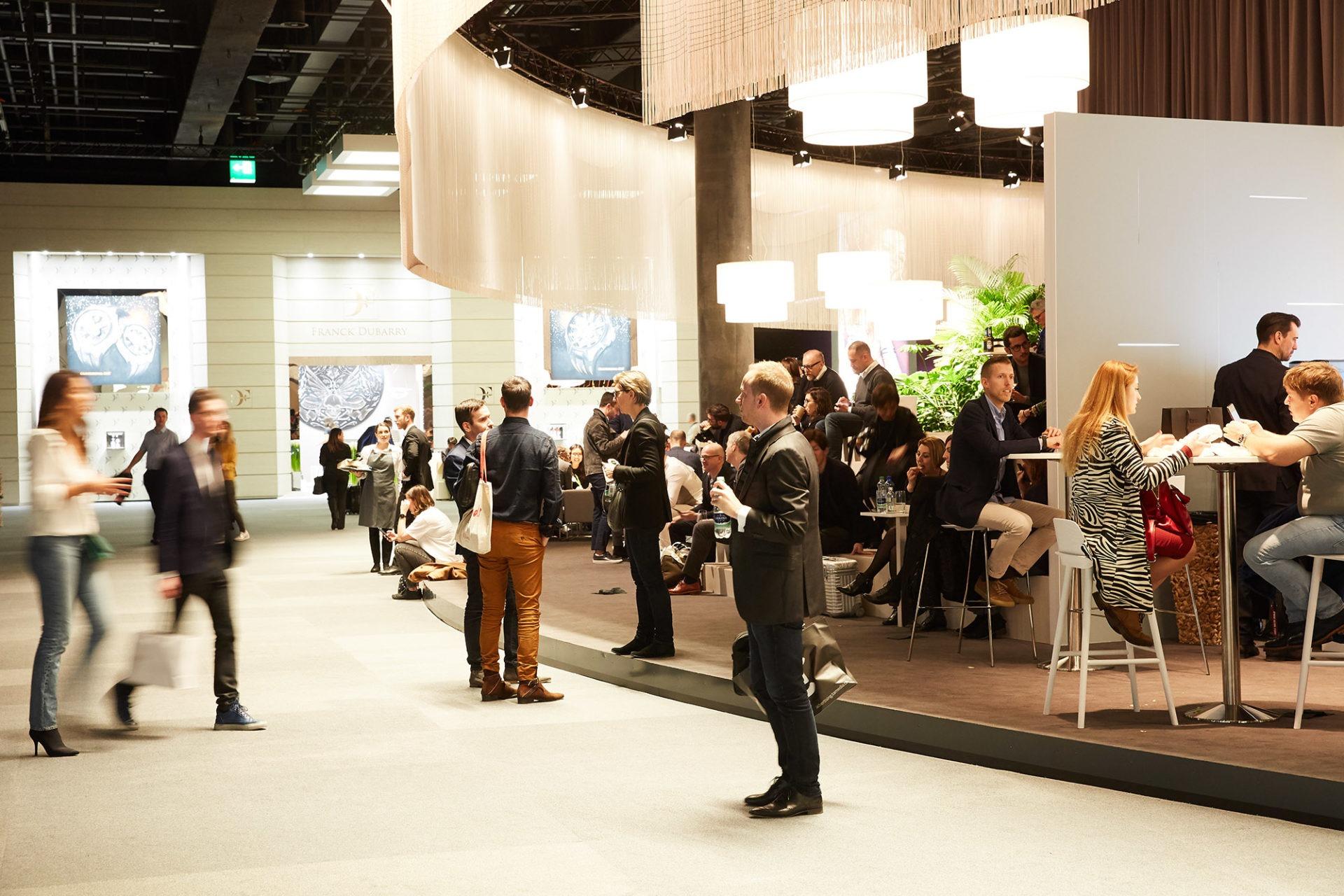 Baselworld 2019 - Restaurants - Crédits Volker Renner