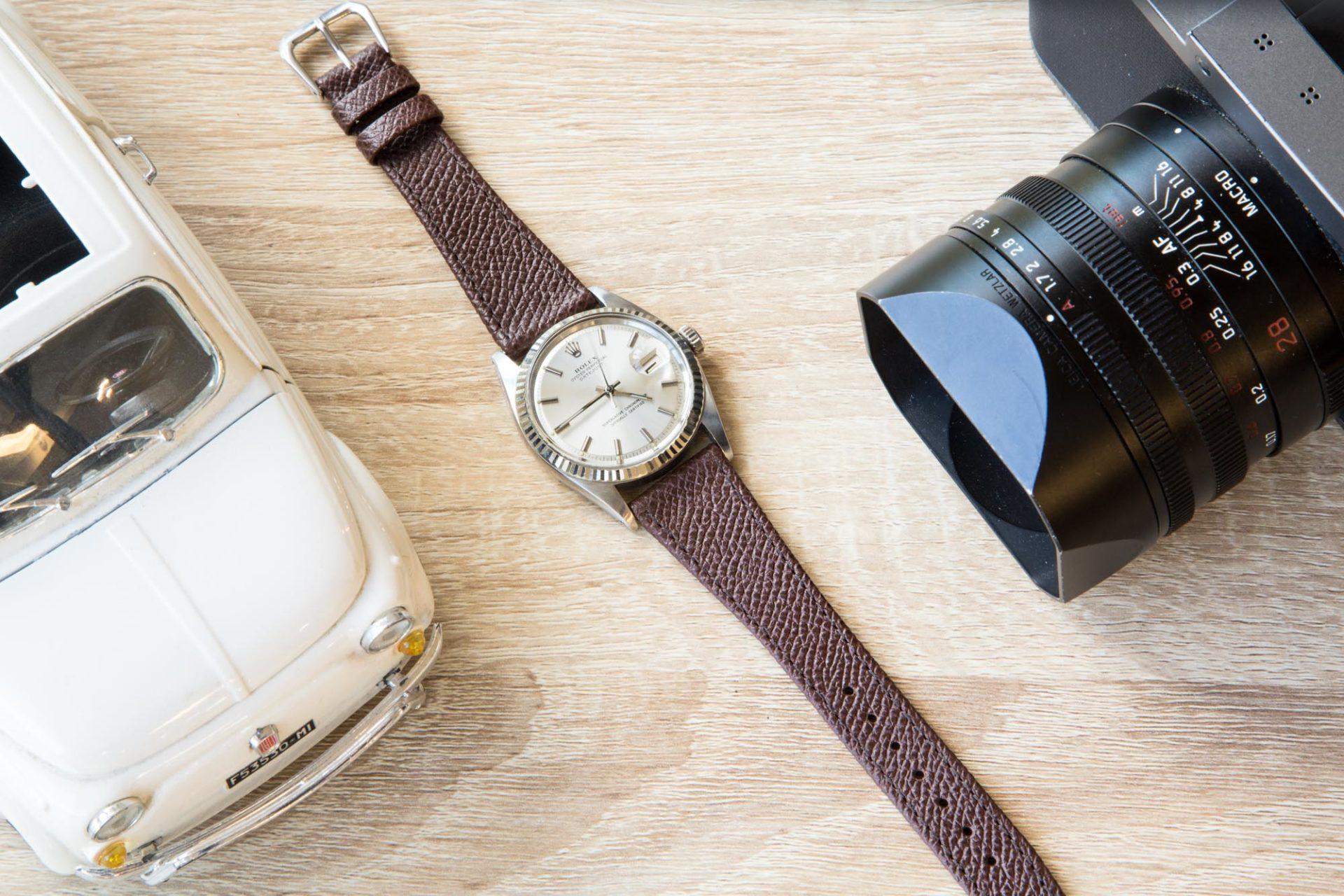 """Bracelet de montre Joseph Bonnie """"1953"""" -  Rolex Datejust 1601"""